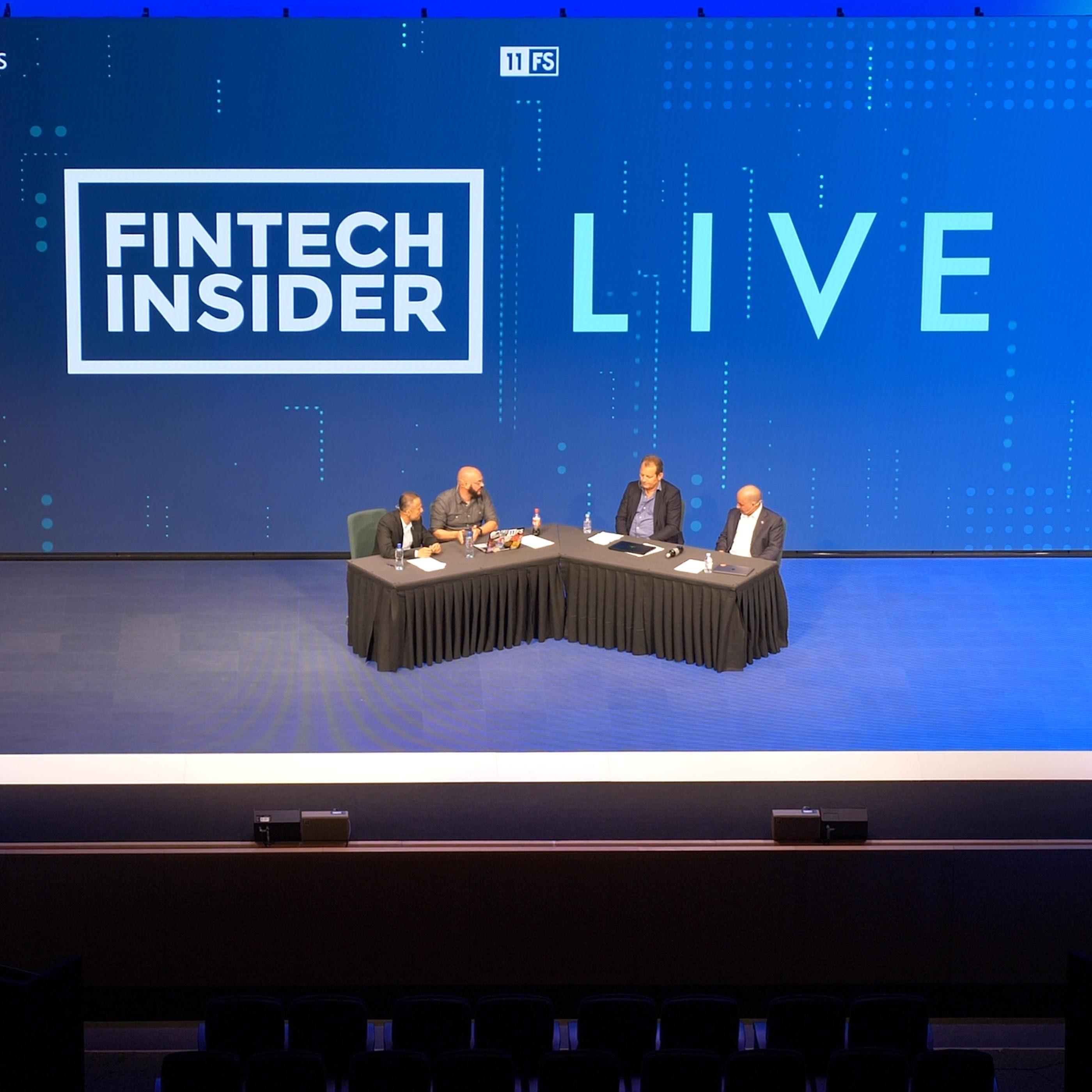 Ep. 221. Fintech Insider: Live at TCF2018