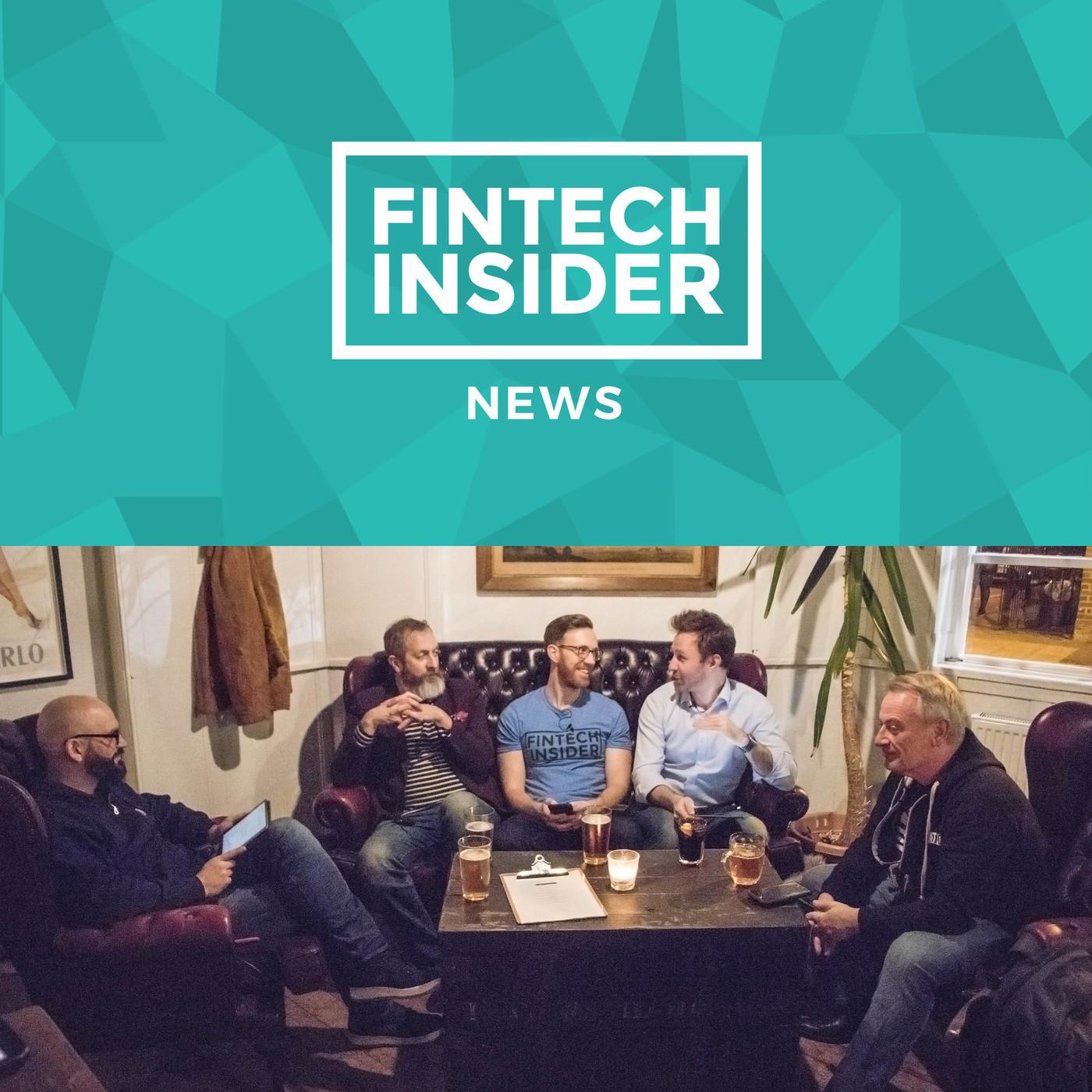 Fintech Insider by 11:FS: Ep. 172. News: Fintech Insider - The Pub Crawl