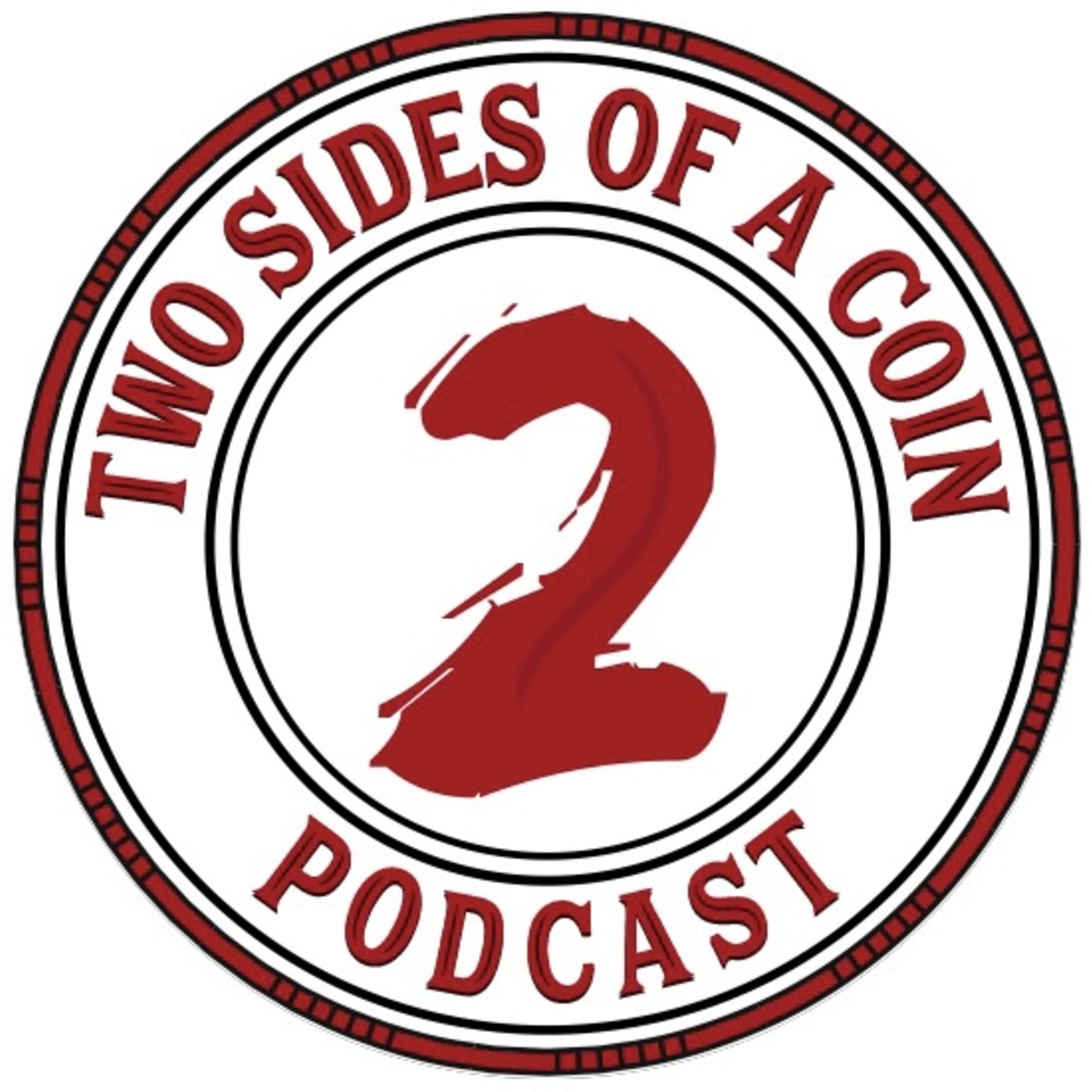 """Two Sides of a Coin Podcast episode11: """"Gun Talk"""""""