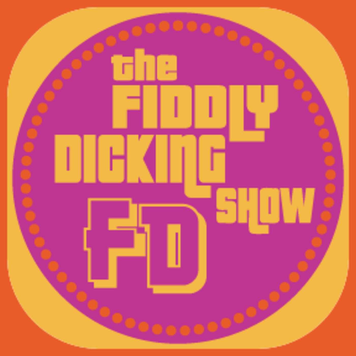 Fiddly Dicking: Bumper Stickers