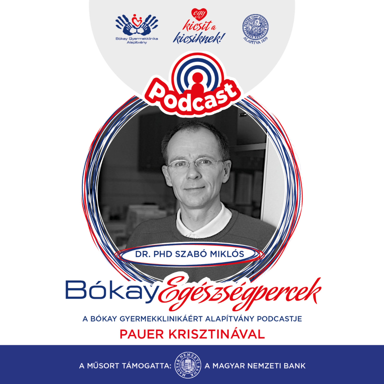 Vendégem: Dr. PHD Szabó Miklós - habilitált egyetemi docens