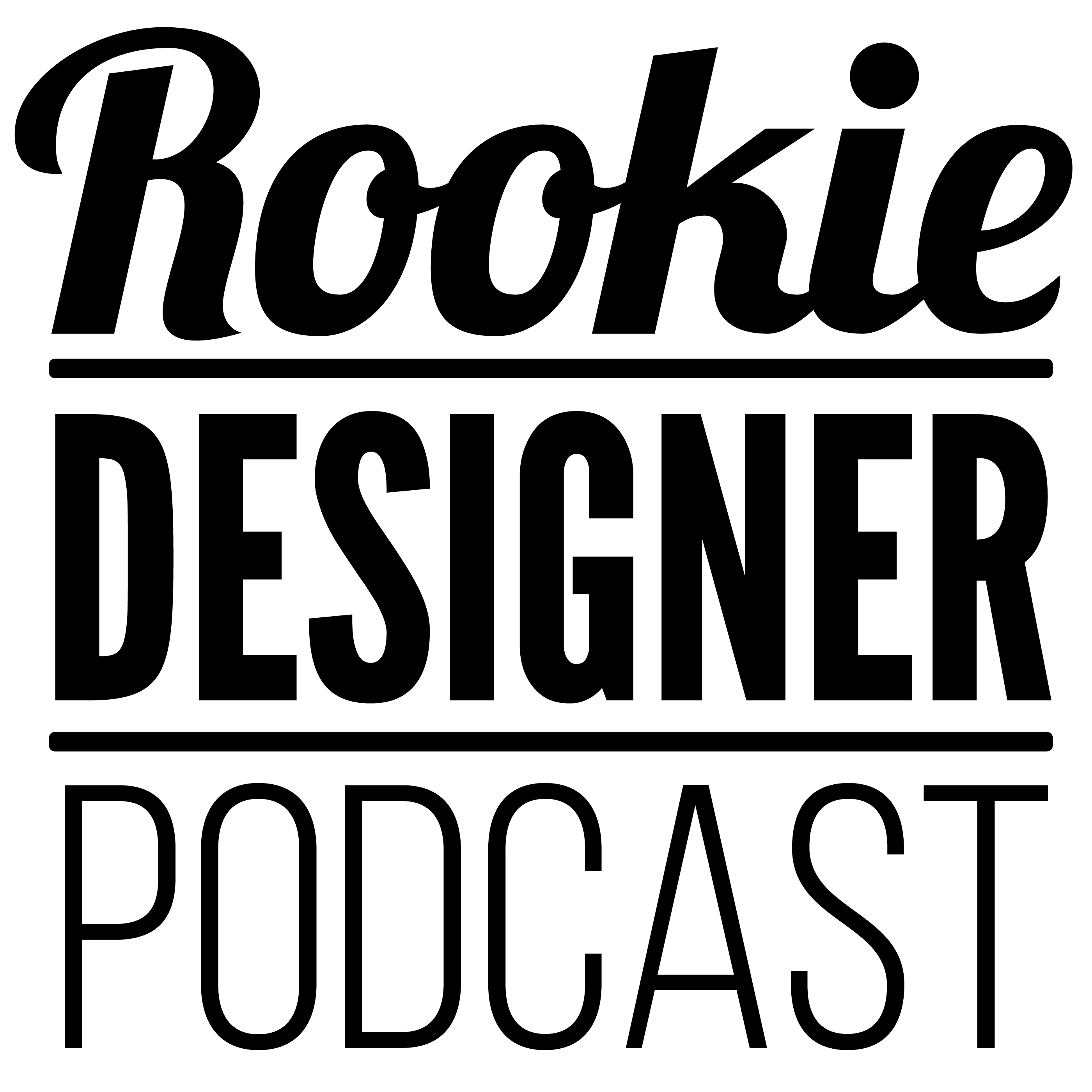 Rookie Designer Podcast