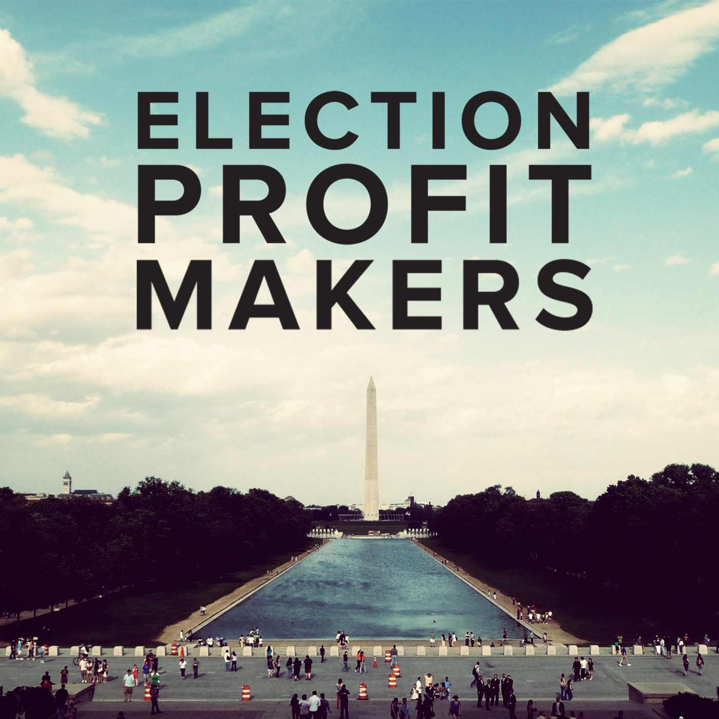 Election Profit Makers  105: Twenty Minutes Of Madison Cawthorn Yelling About Freedom From The Bottom Of A Well.