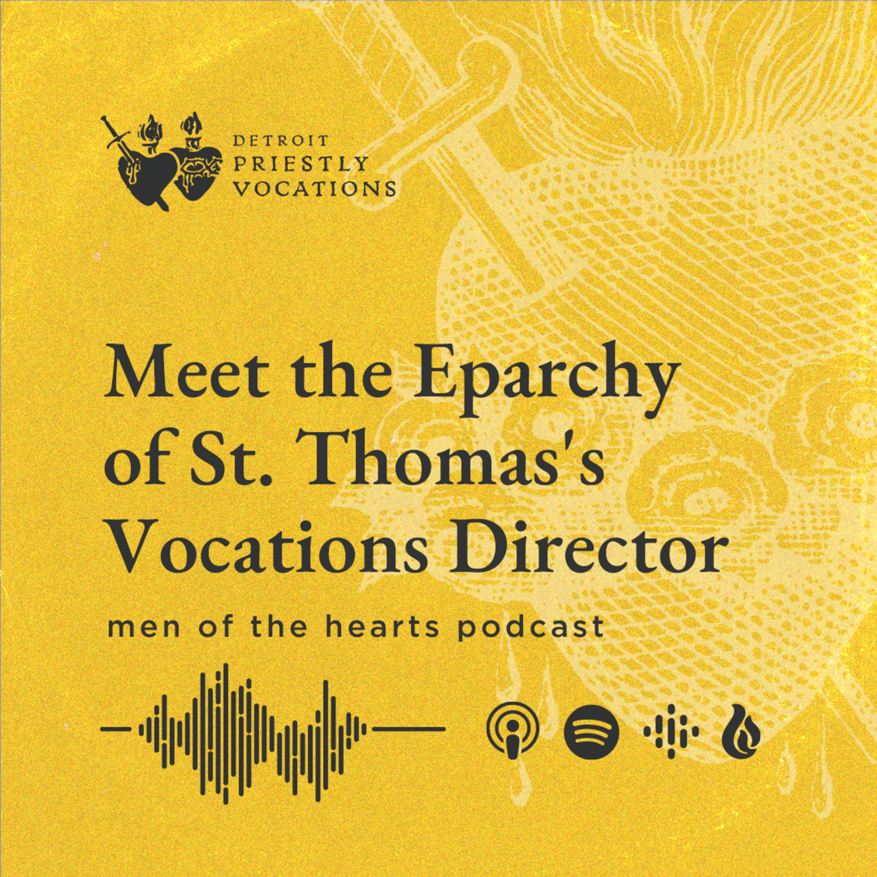 Meet the Eparchy of St. Thomas's Vocations Director