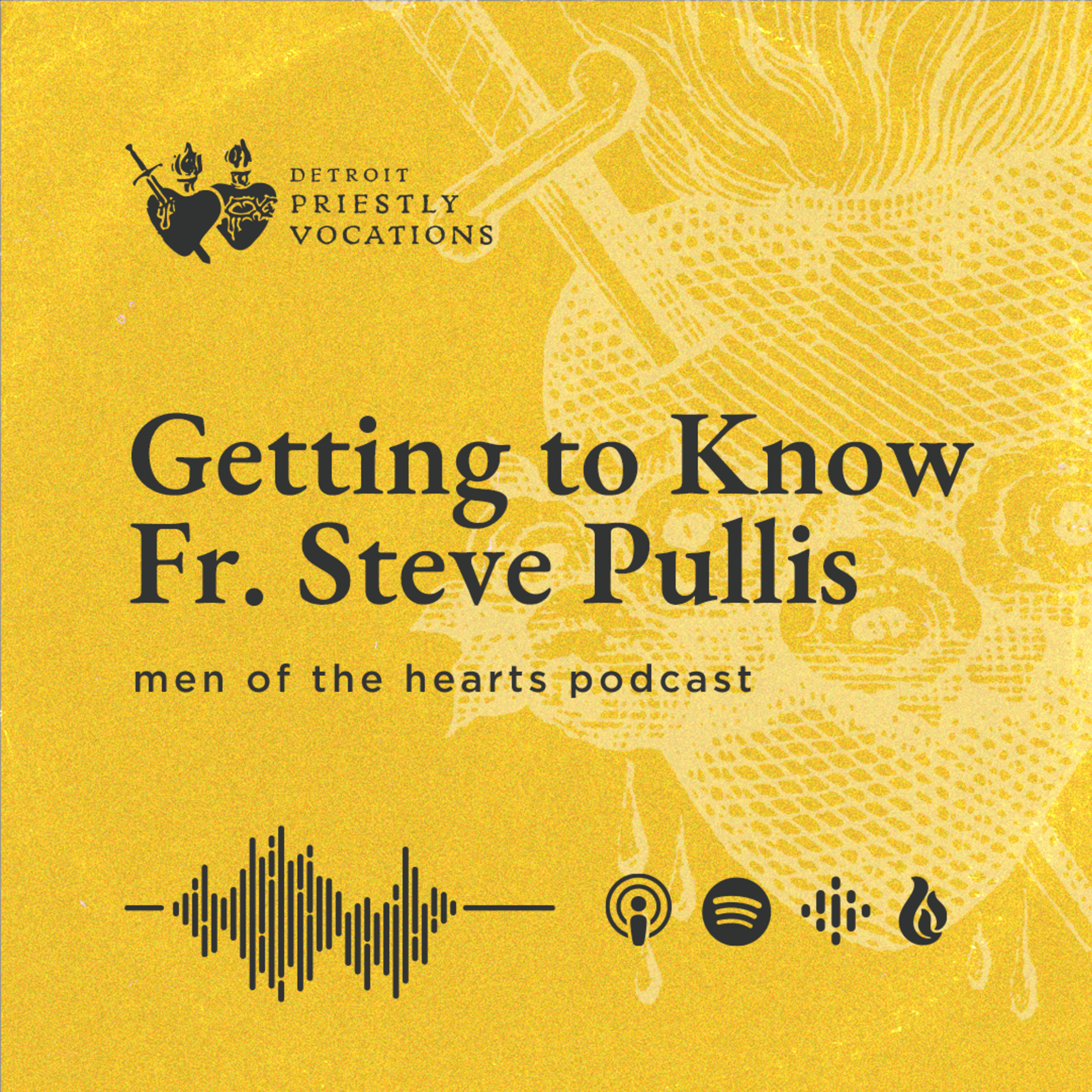 Getting to Know Fr. Steve Pullis