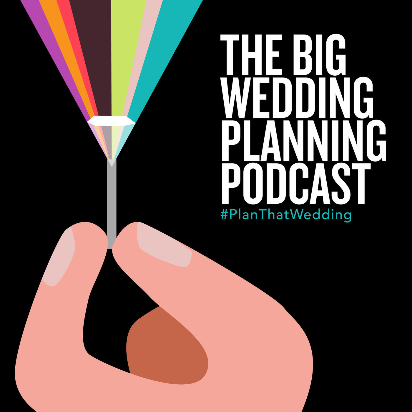 The Big Wedding Planning Podcast: #60 It's Our Anniversary!
