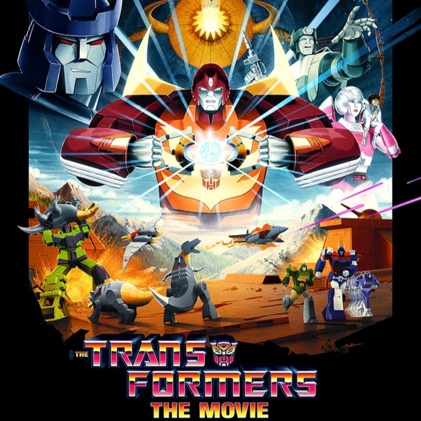 Comic Book Rundown rundownreviews24: Rundown Reviews #24 - The Transformers: The Movie 1986
