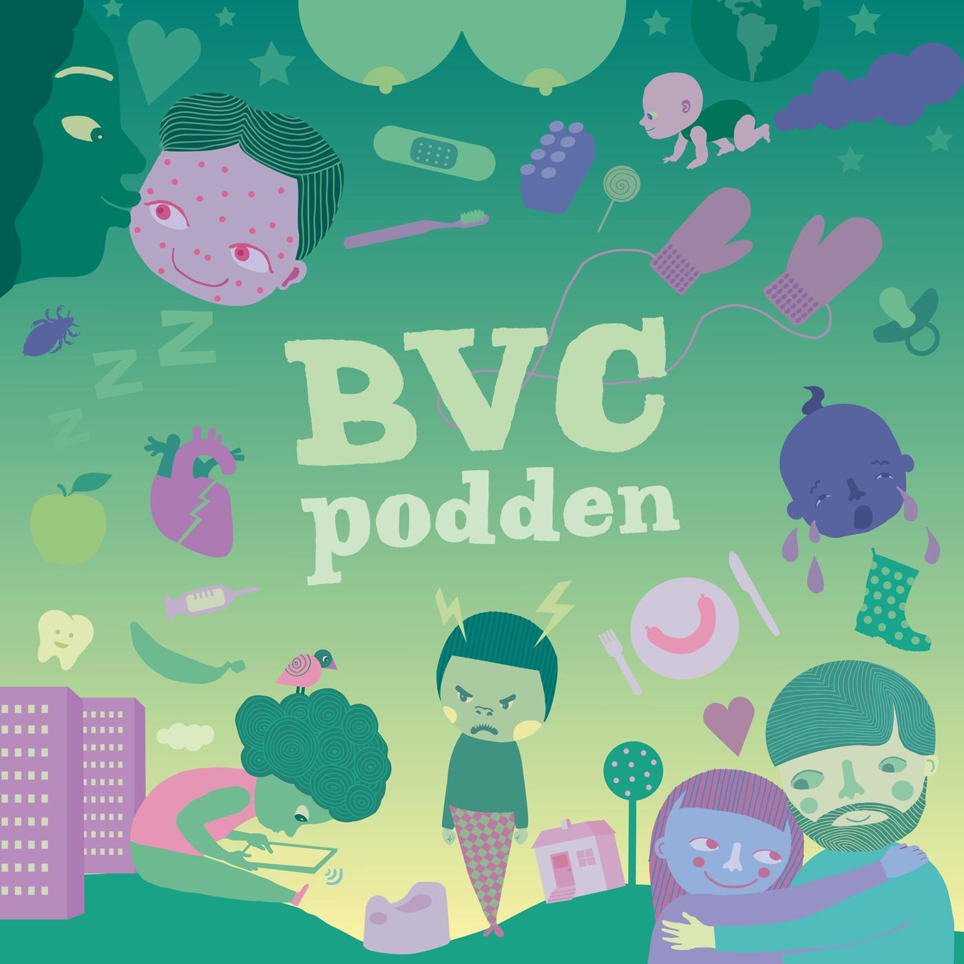 """BVCpodden 19: """"Vi måste engagera oss i barnens värld på nätet"""""""