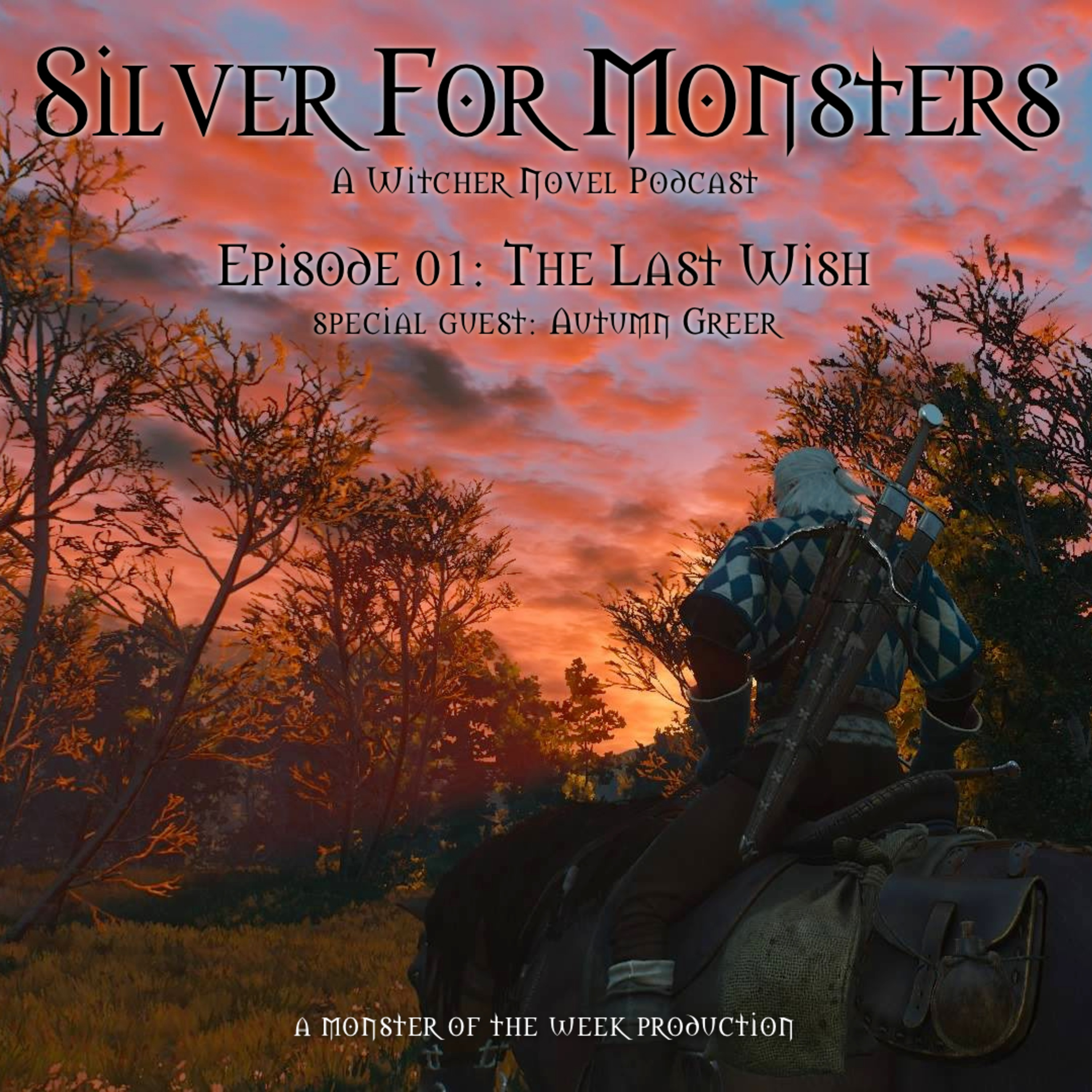 Silver for Monsters 01