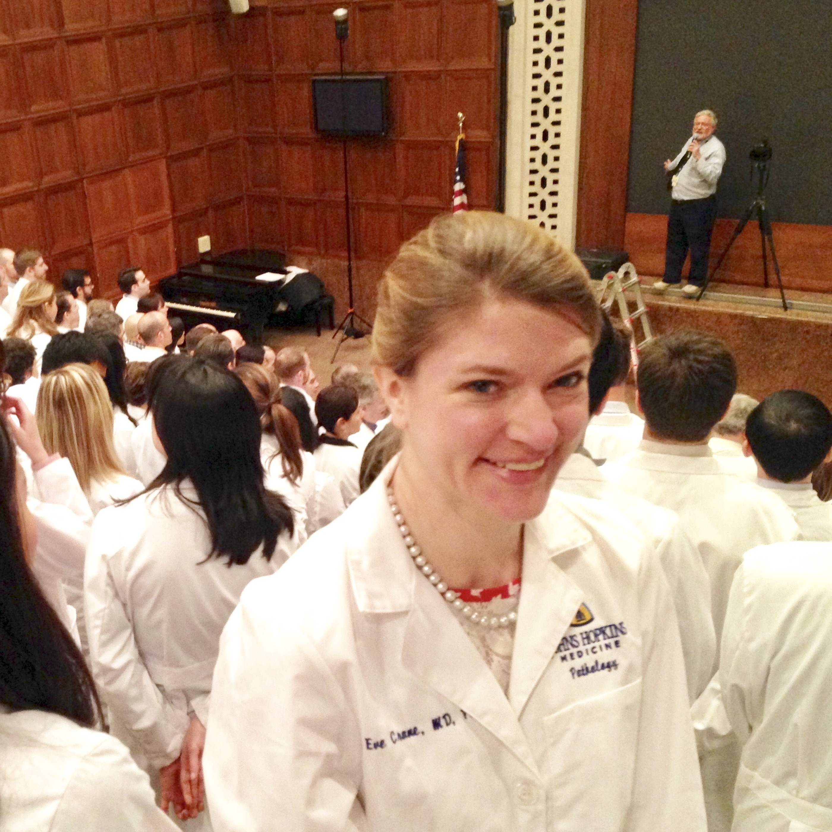 Dr. Eve Crane: Pathologist