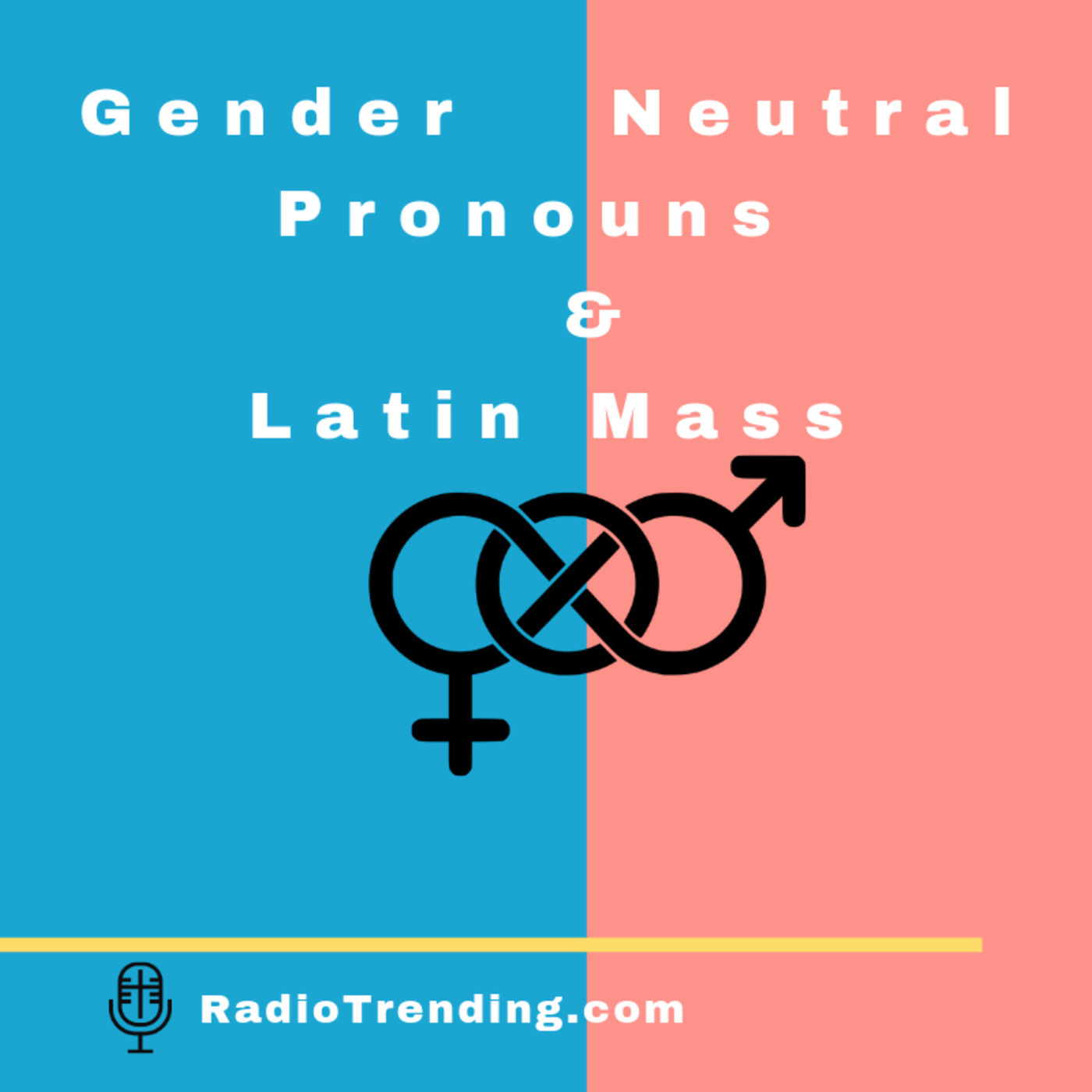 Trending with Timmerie 193: Gender Neutral Pronouns & Latin Mass