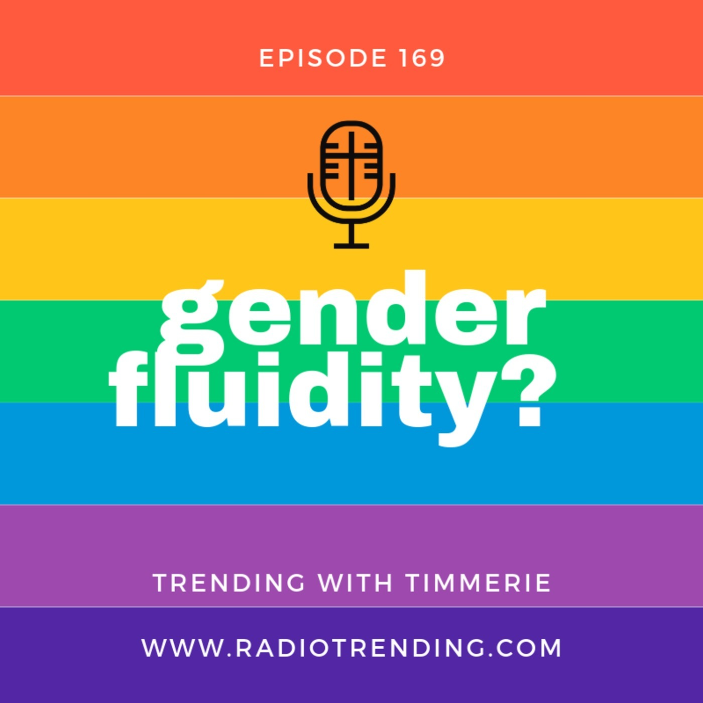Trending with Timmerie 169: Gender Fluidity