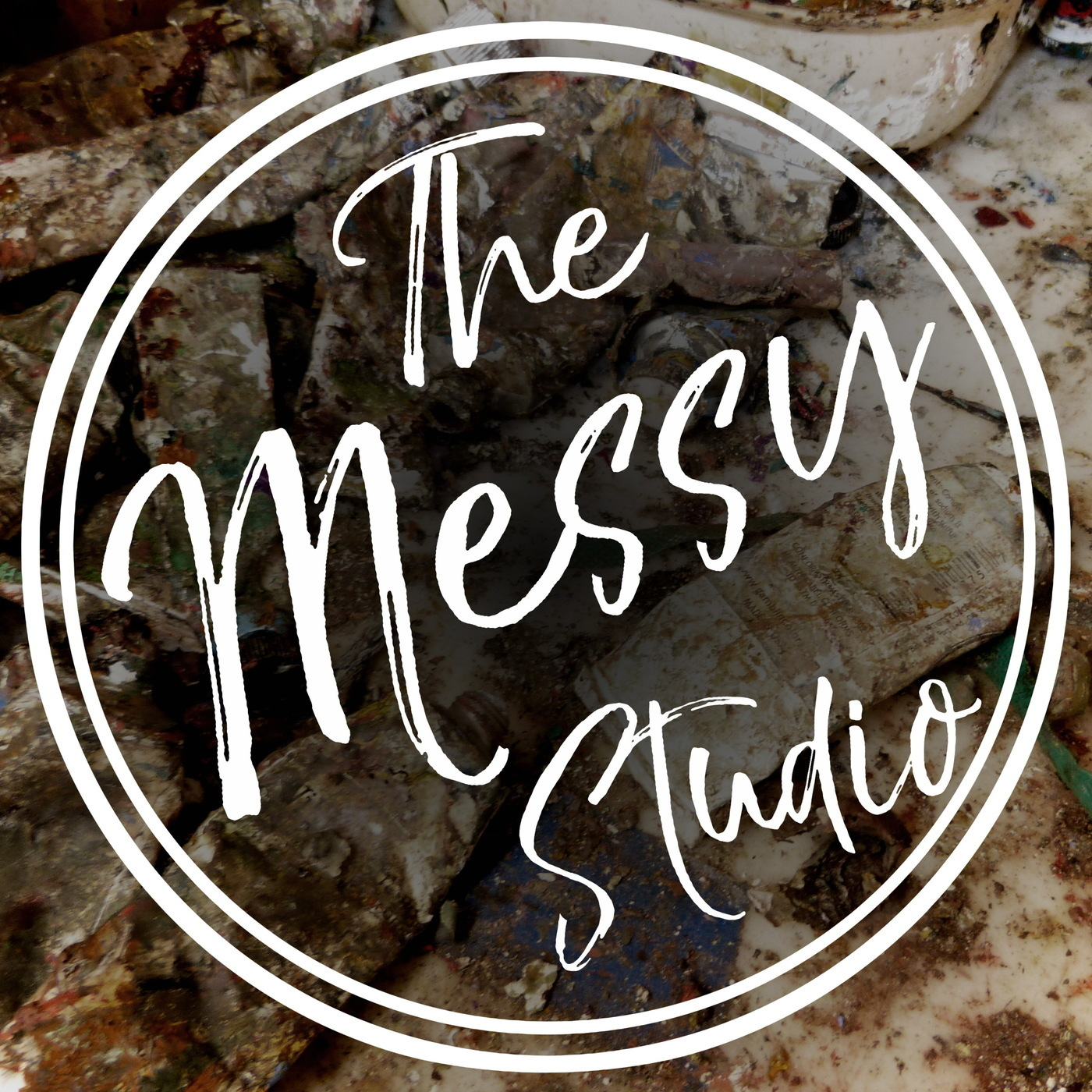 The Messy Studio with Rebecca Crowell 90: Sharing Studio Secrets