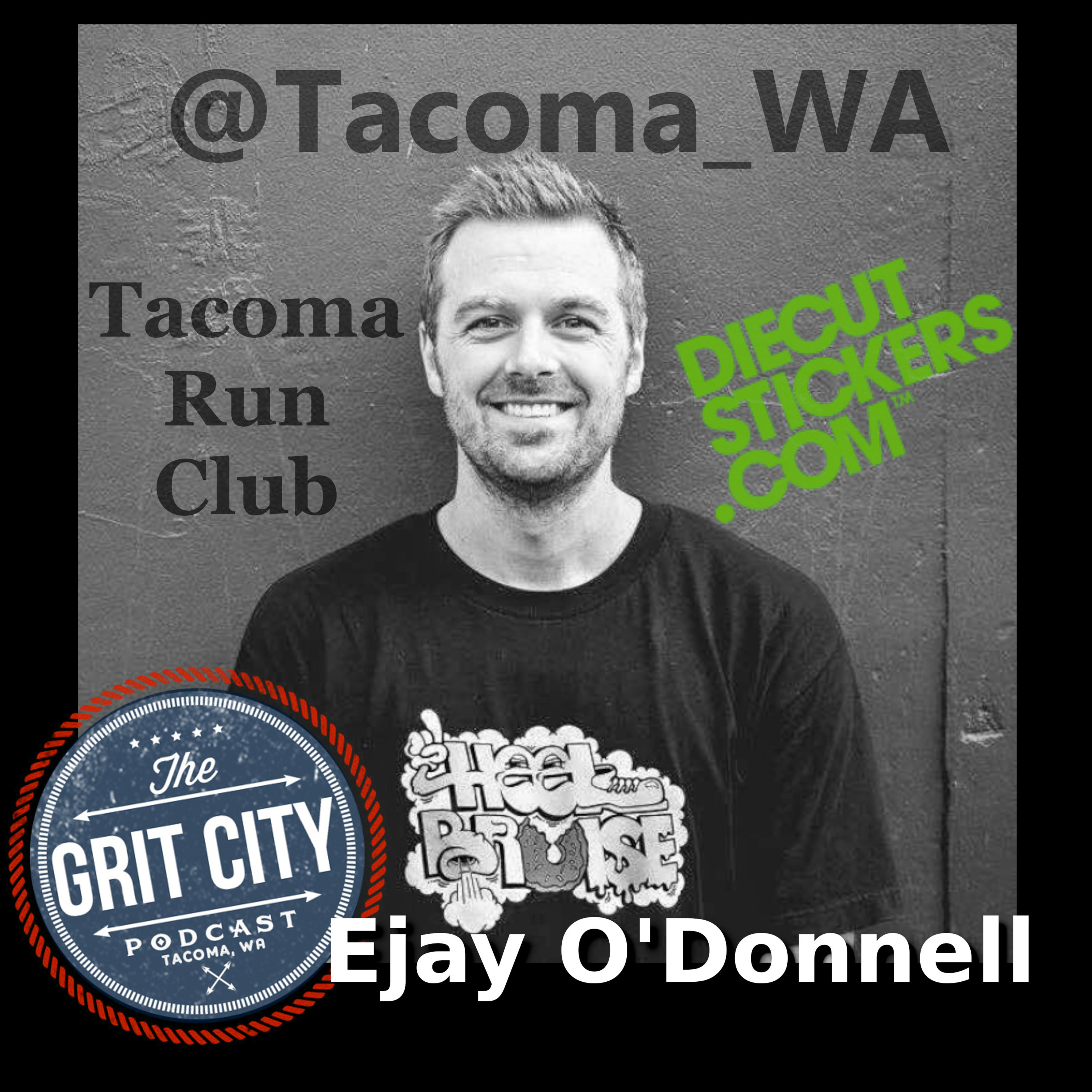Ejay O'Donnell – The Grit City Podcast – Podcast – Podtail