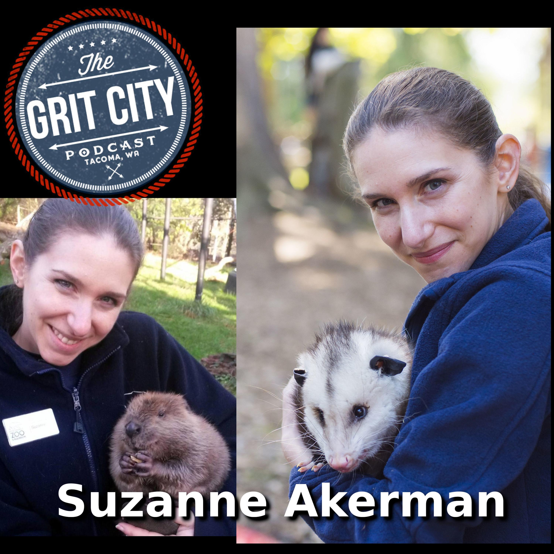 Point Defiance Zoo & Aquarium's Suzanne Akerman