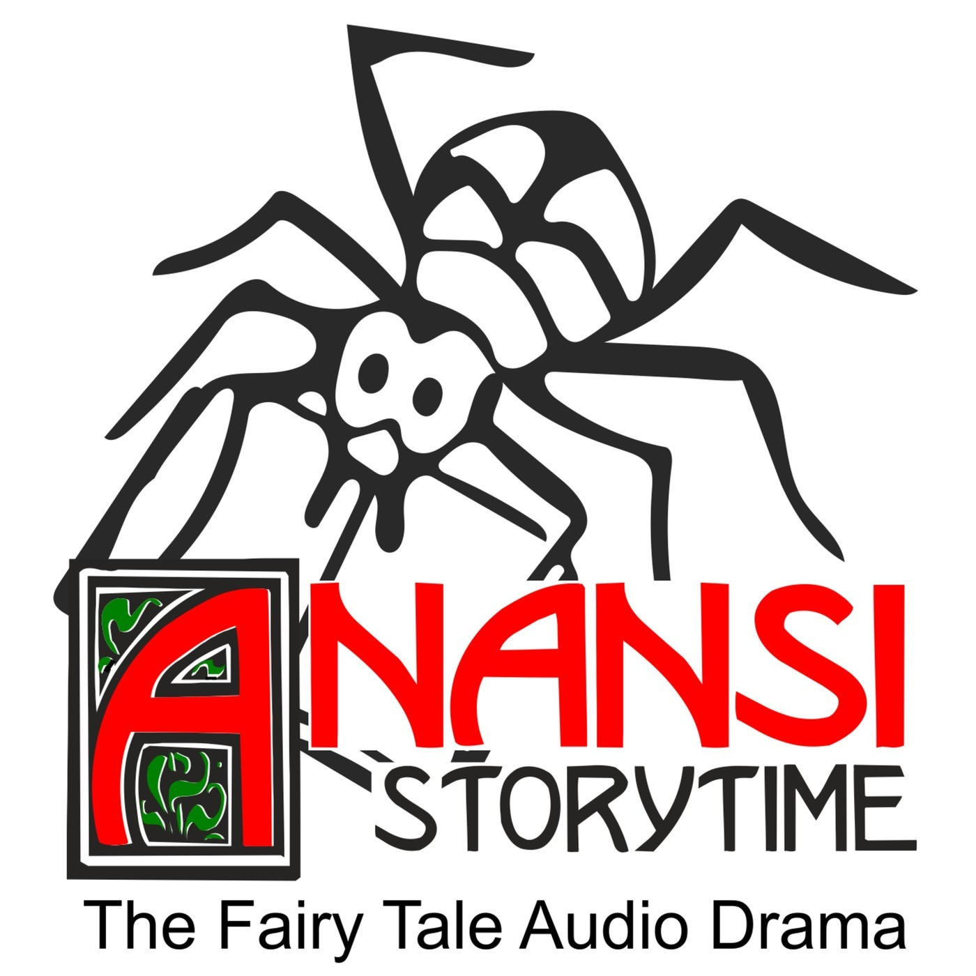 Anansi Storytime 15: Why Coyote Stopped Imitating His Friends