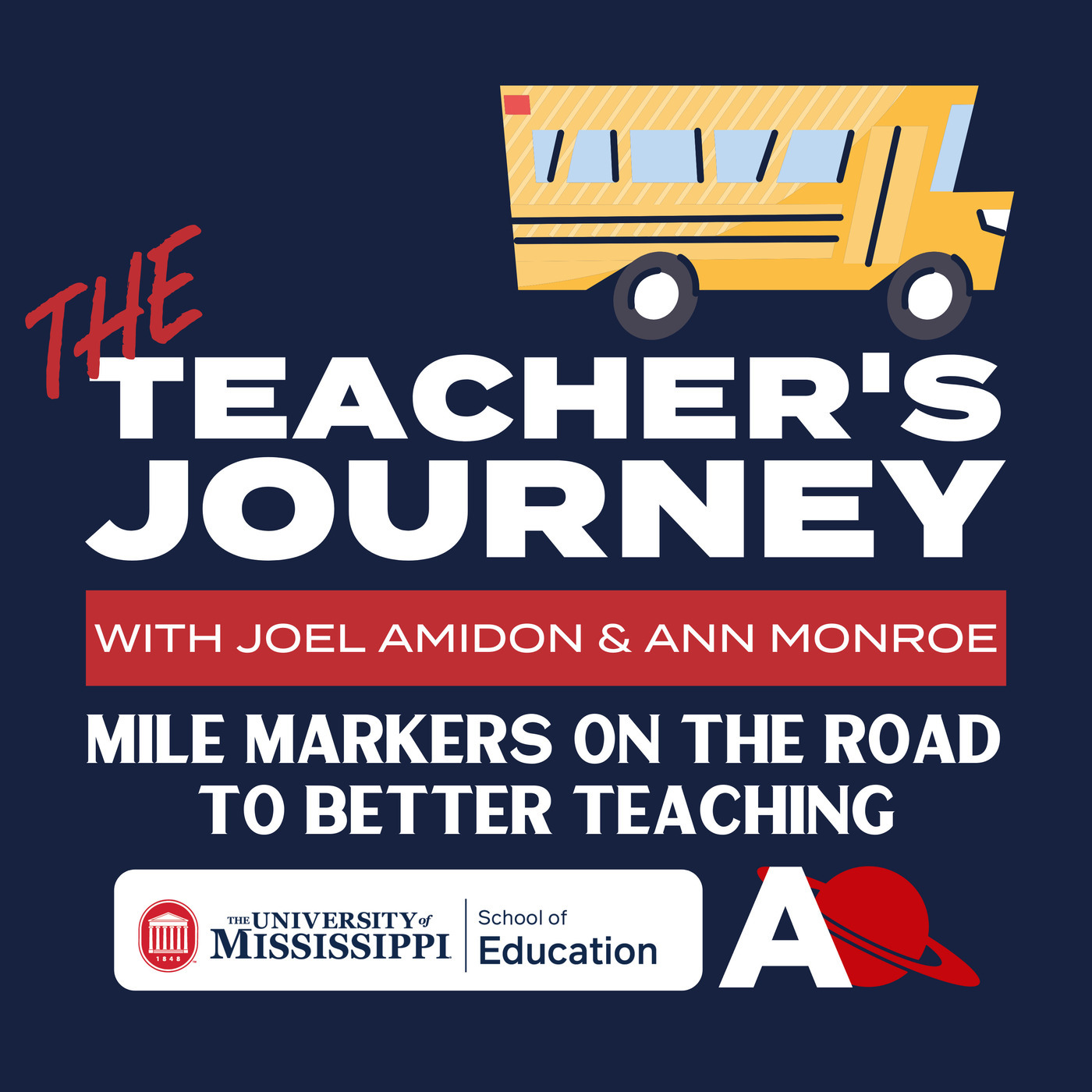 Teacher's Journey: Mile Markers on the Road to Better Teaching: E003 Hannah Farnlacher: Instructive Instructional Triangle