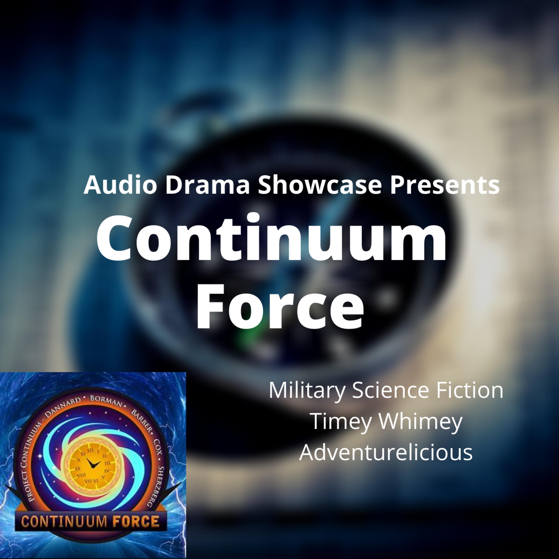 Audio Drama Showcase: Continuum Force