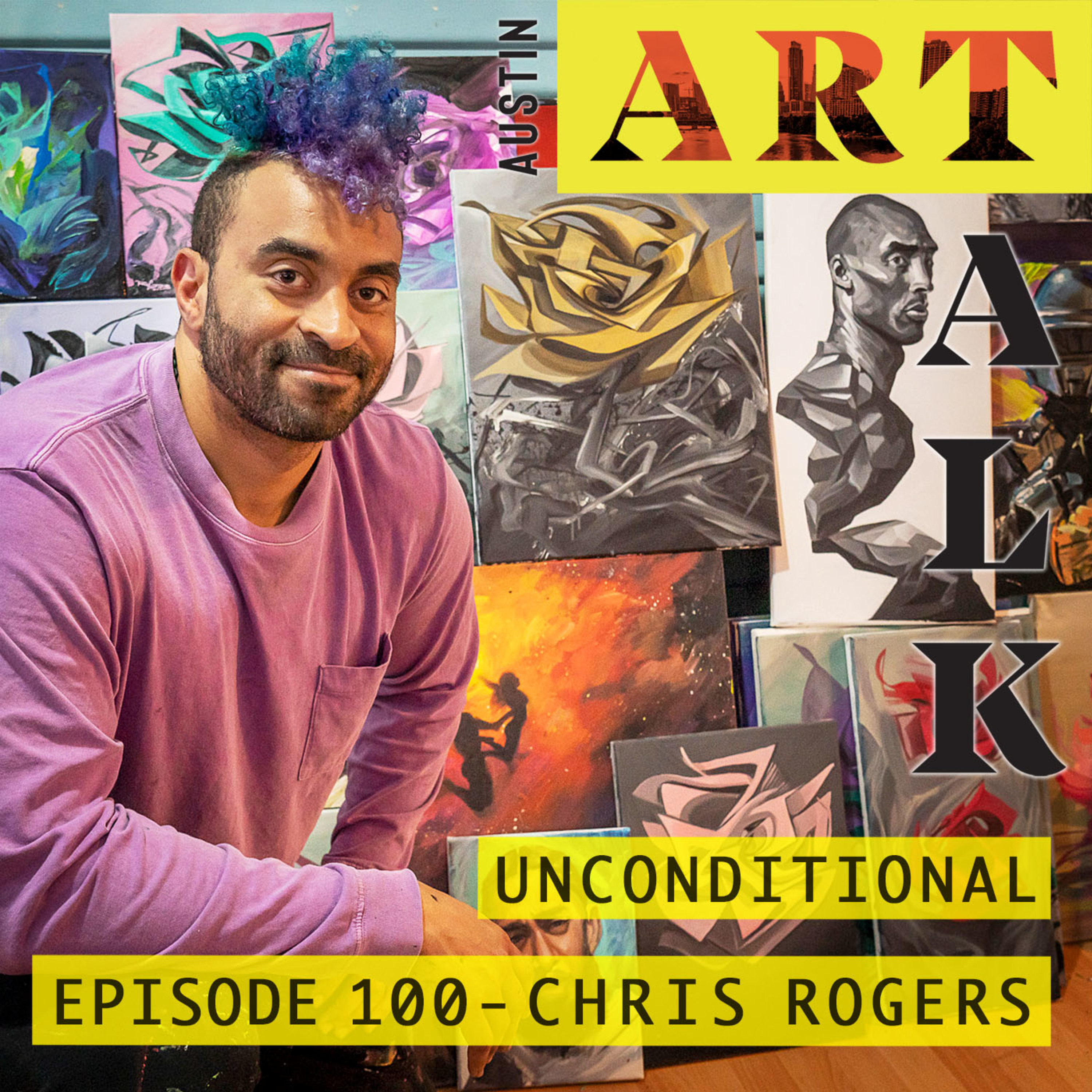 Episode 100: Chris Rogers - Unconditional
