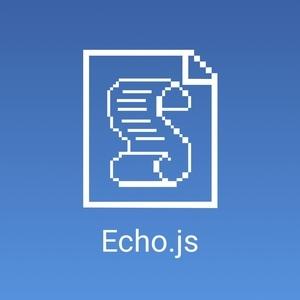 Echo.js Logo