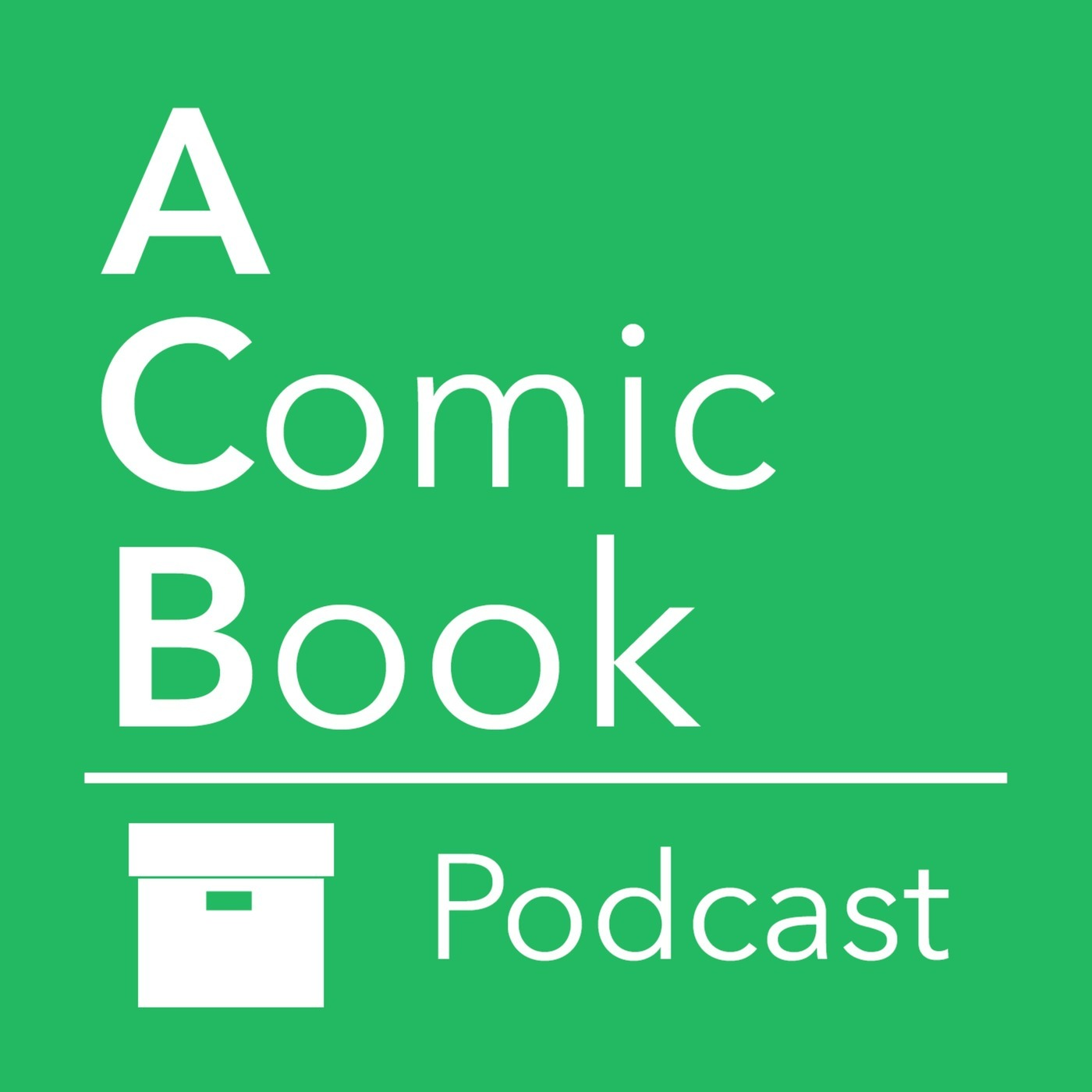 A Comic Book Podcast 12: Watchmen: Part Two