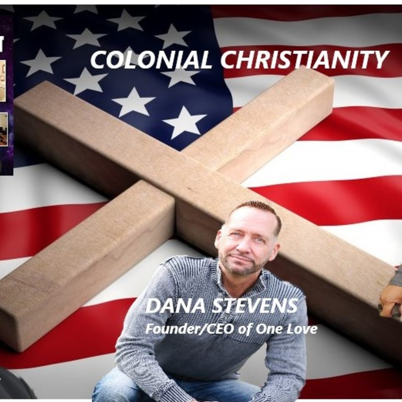 Behind the Blue Curtain: Colonial Christianity
