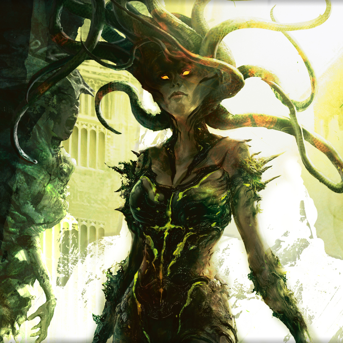 Monster In My Podcast Episode 61 Dryad
