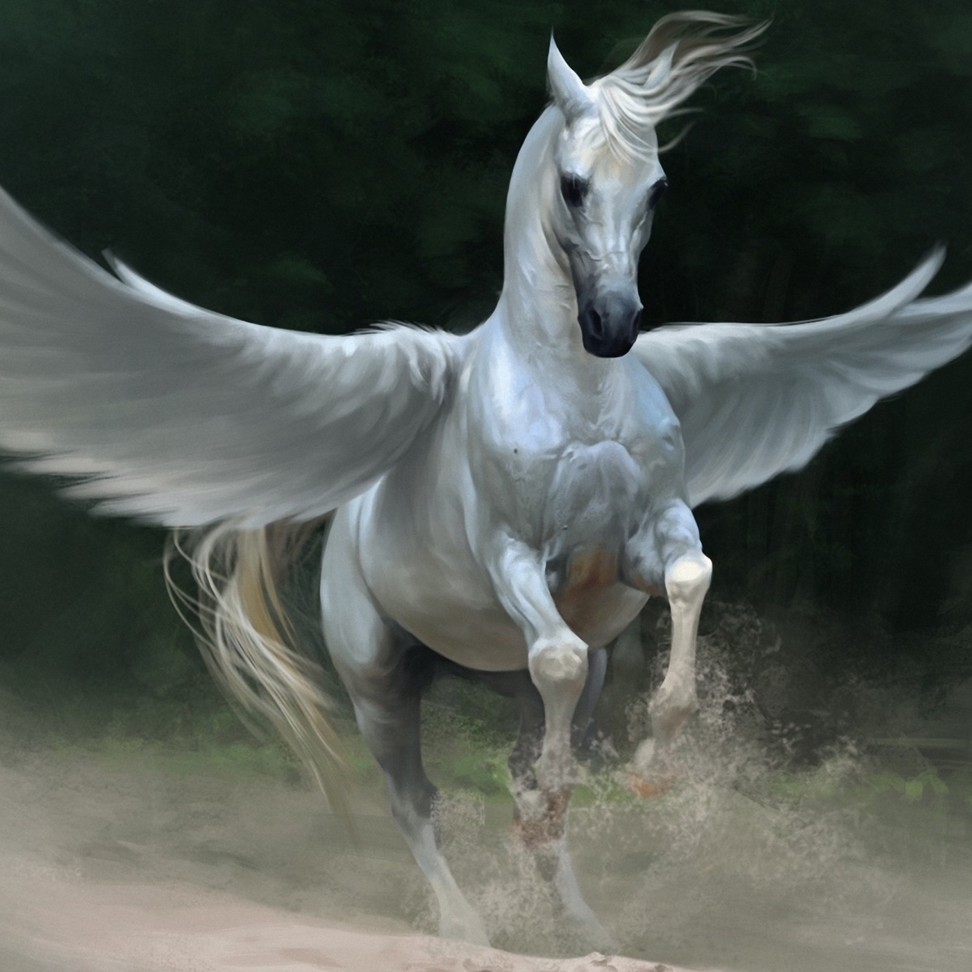 Monster in My Podcast 205: Pegasus