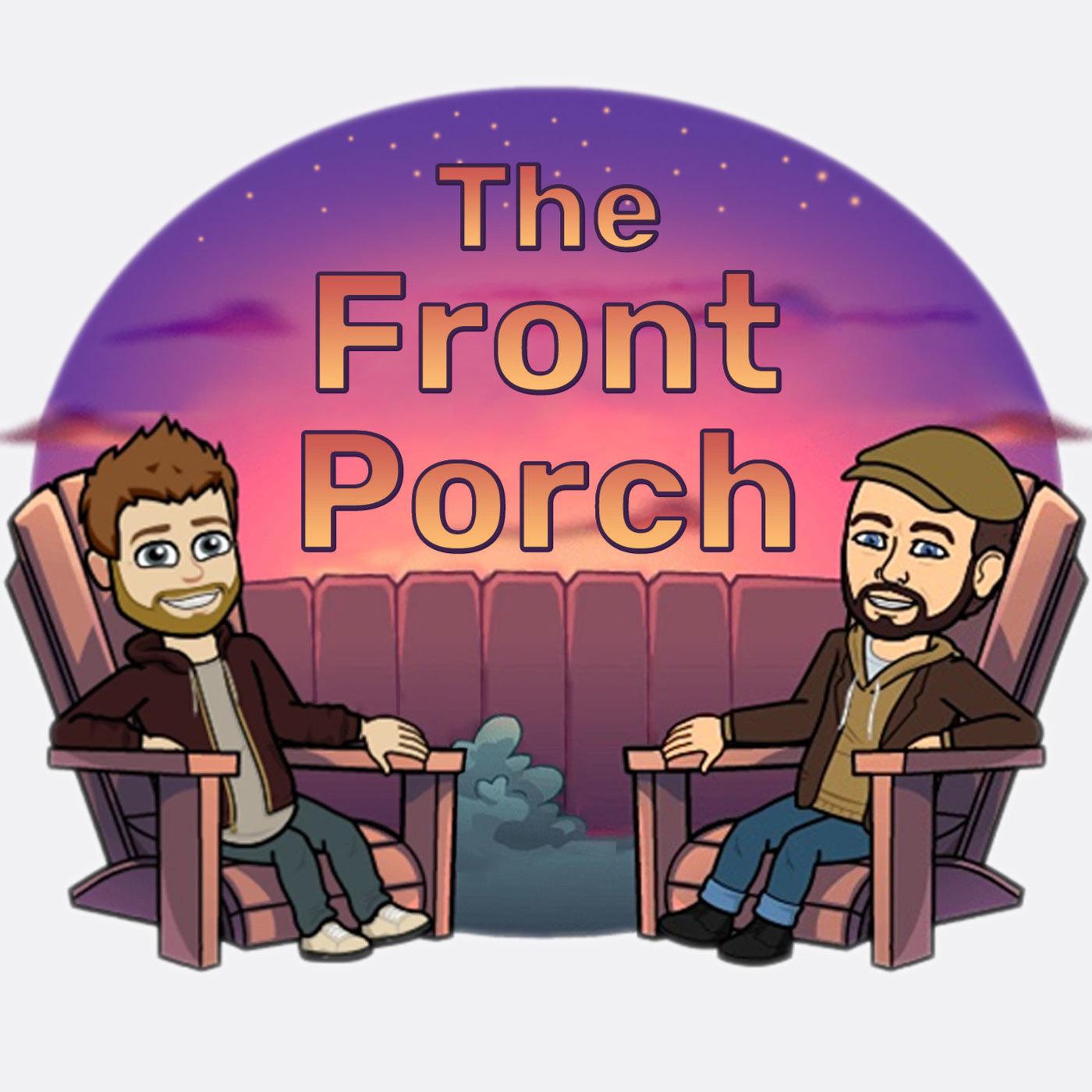 The Front Porch 189: Lizard vs Monkey