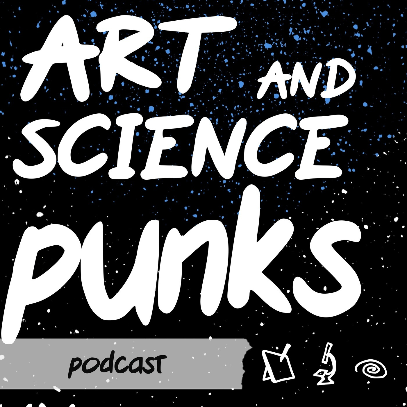 Art and Science Punks 47: Everyone Can Draw