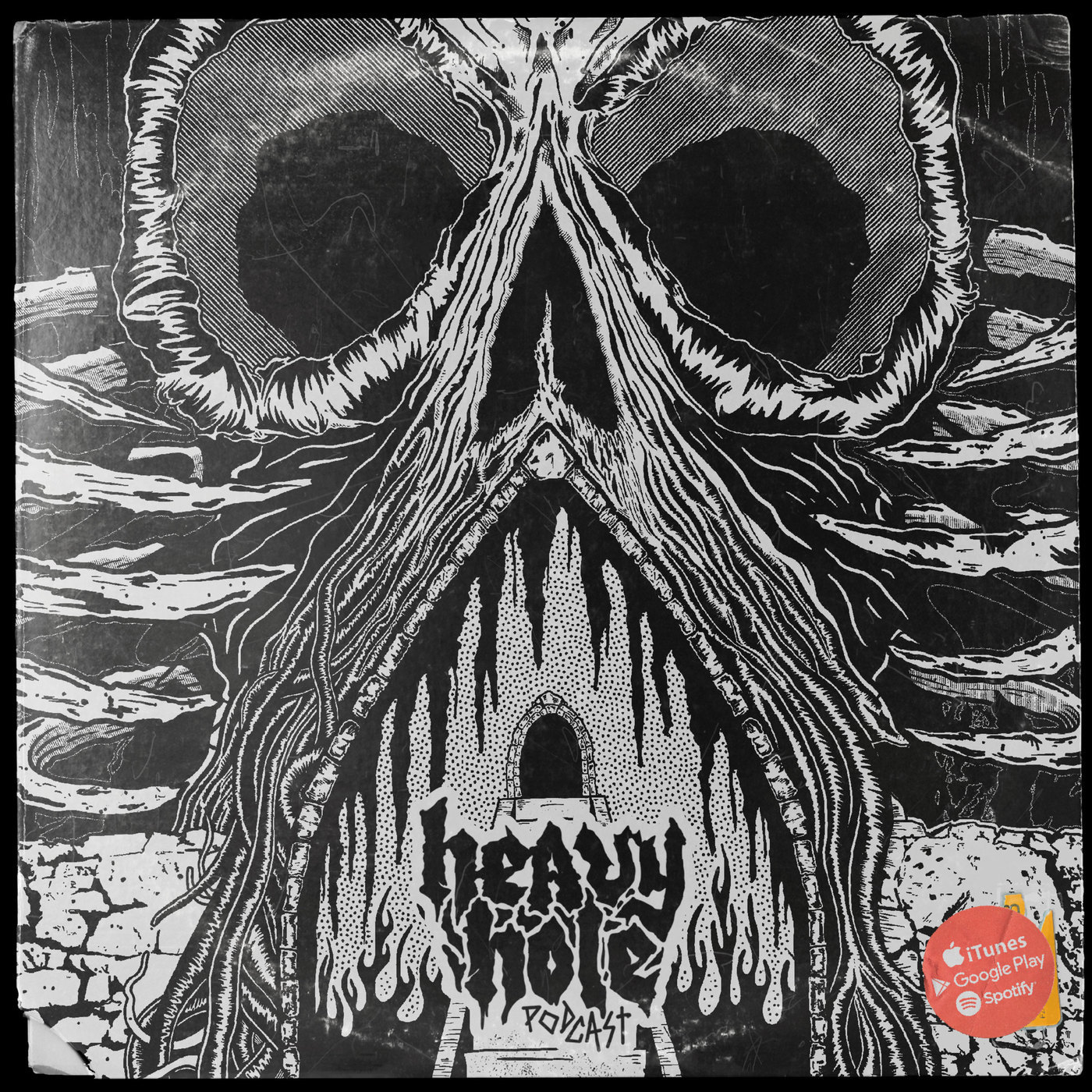 The Heavy Hole Podcast: In The Hole w/ Cognitive (Harry Lannon and Rob Wharton)