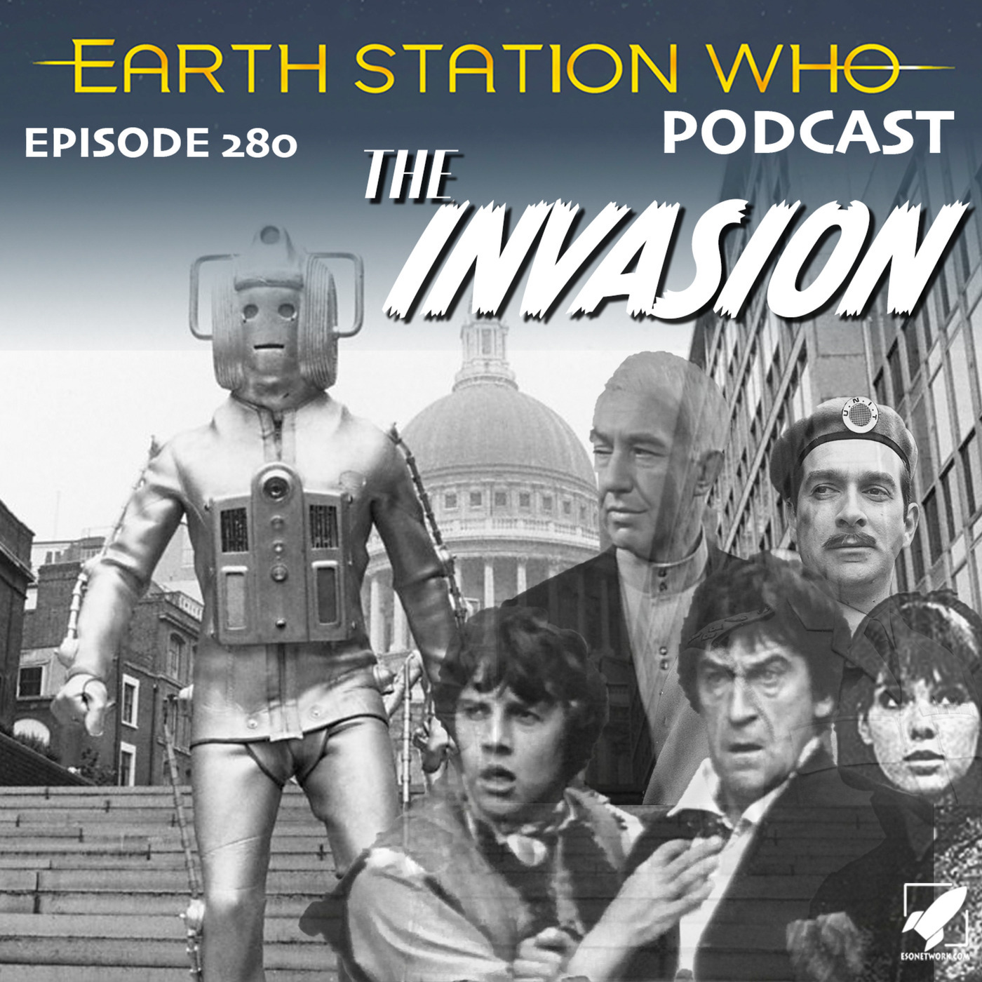 Earth Station Who: A Doctor Who Podcast invasion: Earth Station Who - The Invasion