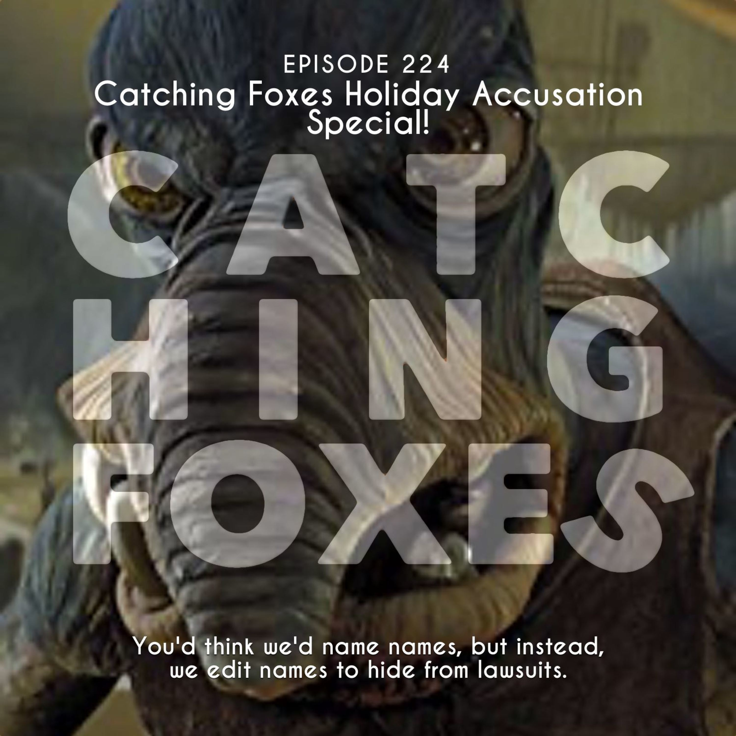 Catching Foxes Holiday Accusation Special!