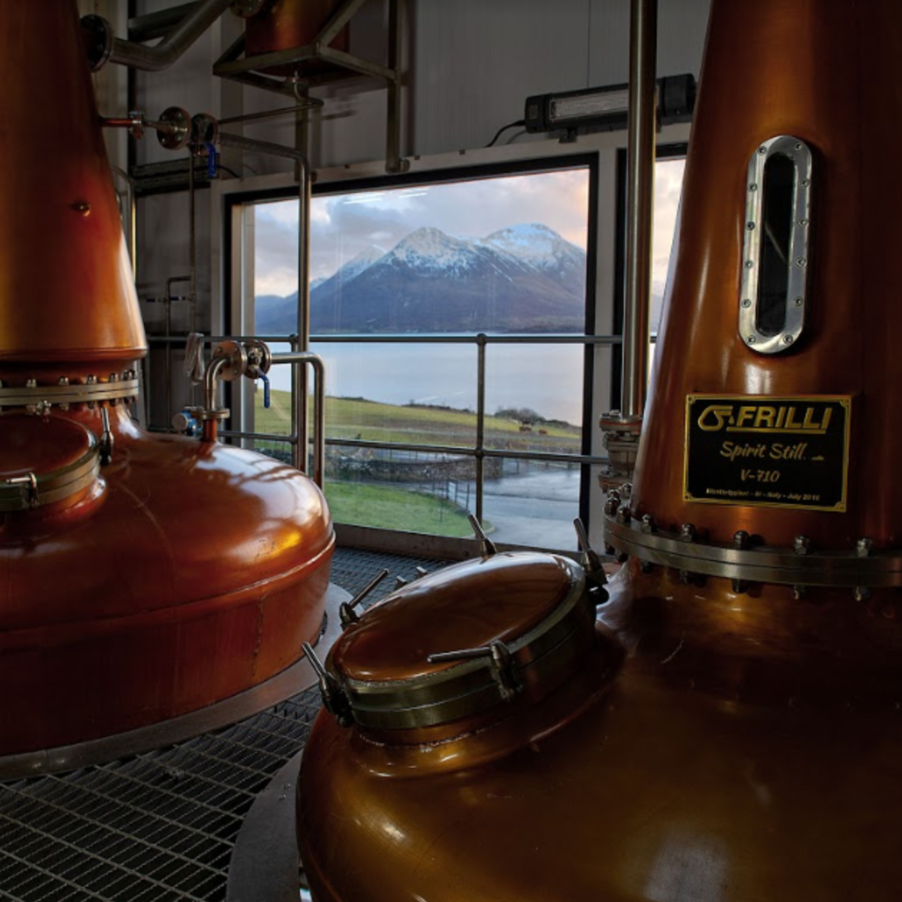 Episode 14: Raasay distillery and island tour