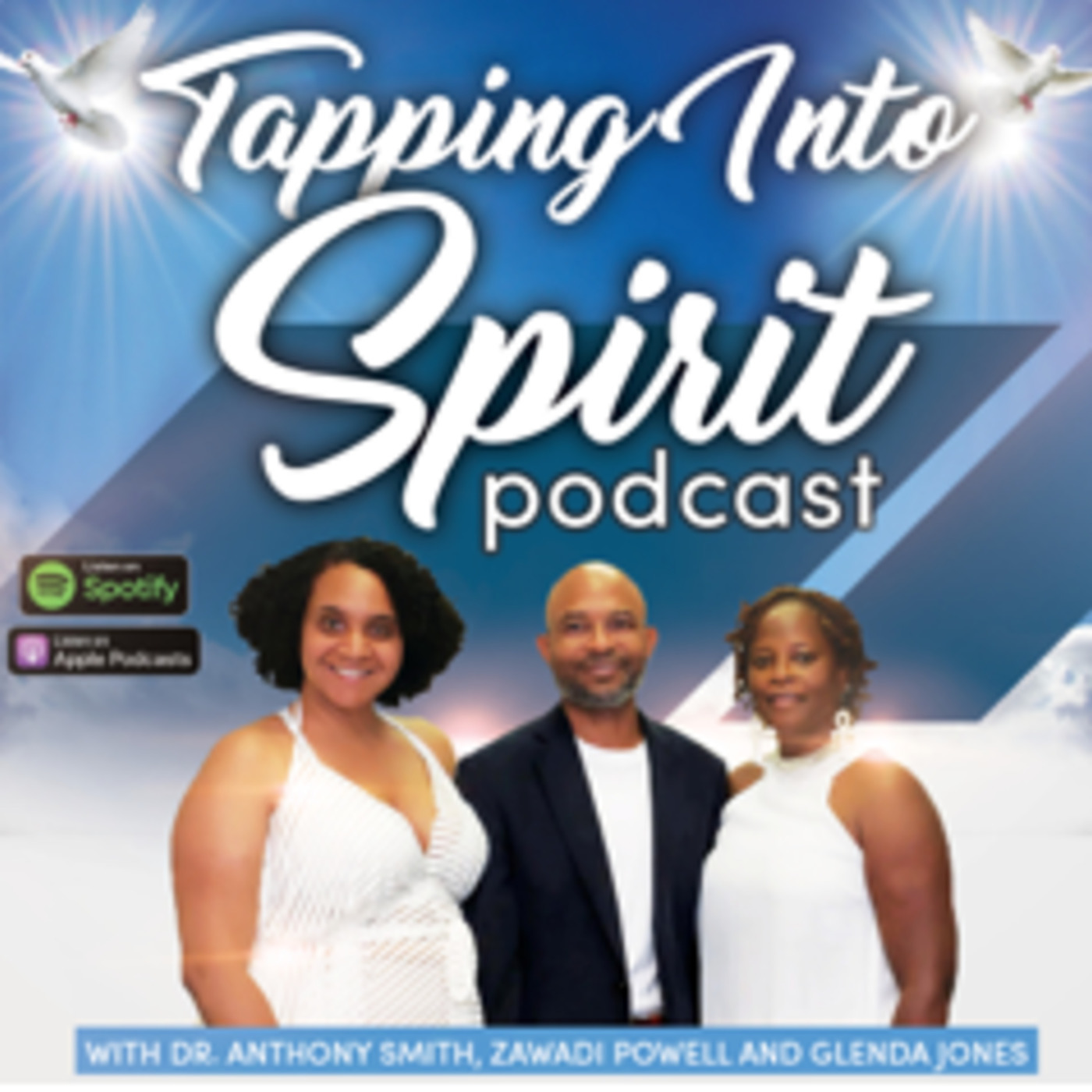 Tapping Into Spirit 12: Interview With Pastor Carl Kenney