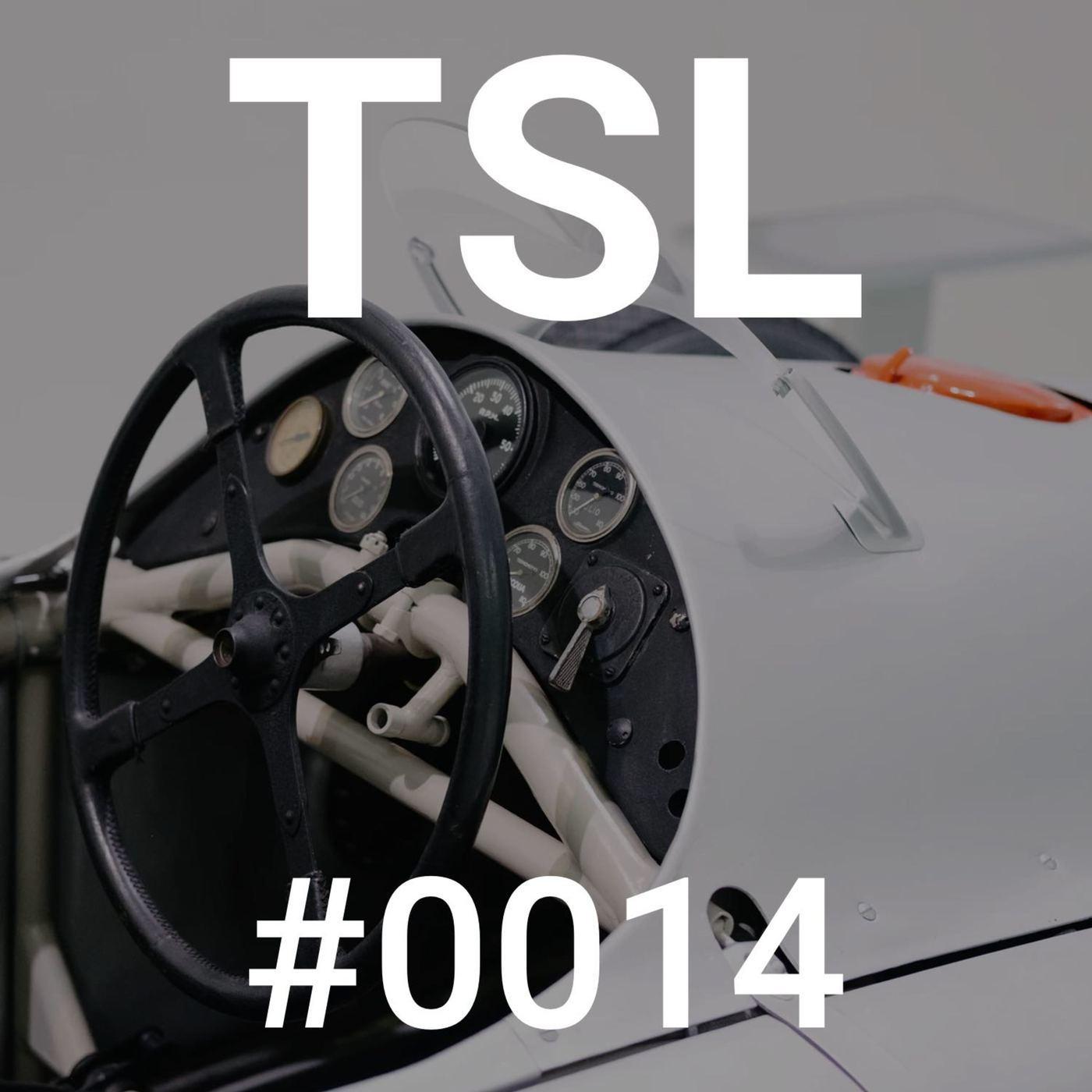 TSL - Tech, Startup and Life: Folge #0014: Schützt Schönheit vor Autounfällen? - Autonomes Fahren