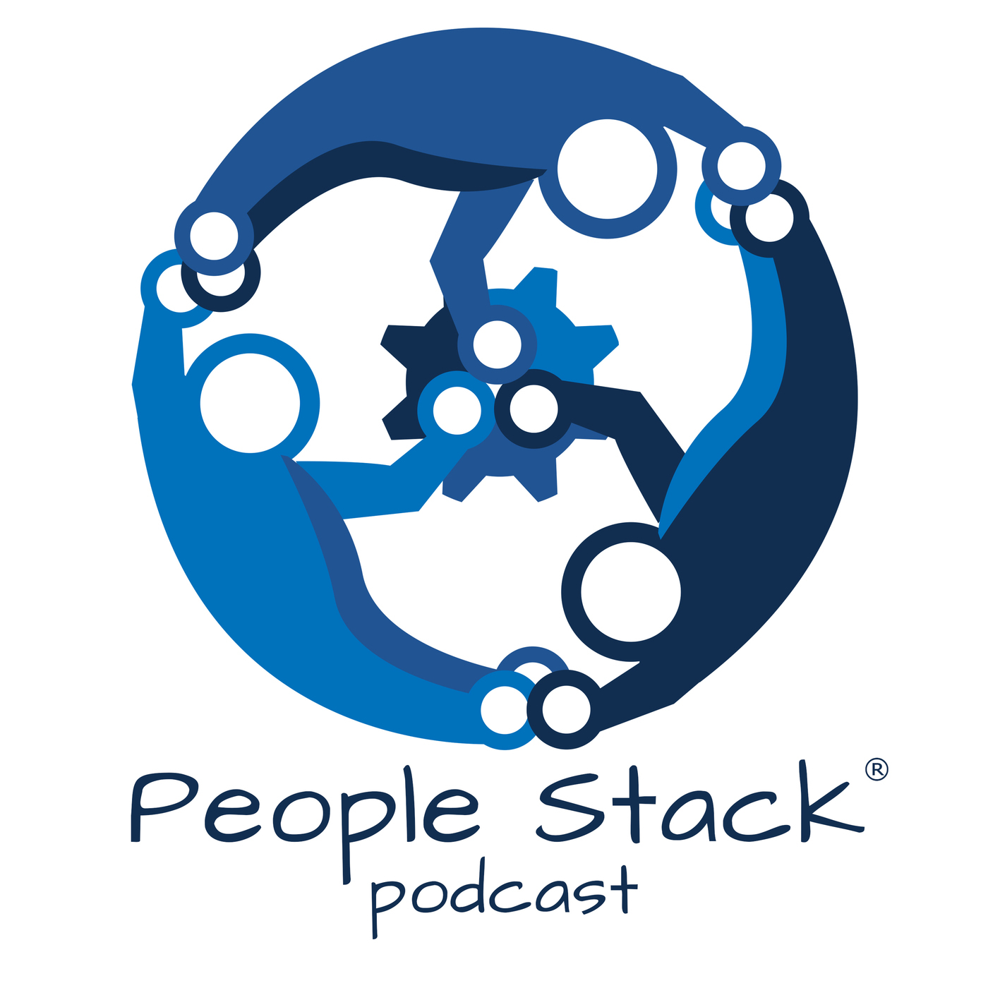The People Stack Podcast 63: IT Consultant and Podcaster Phil Burgess talks about what he's learned in 100 Podcast Episodes, the future of the IT industry, Productivity, Personal Branding and more