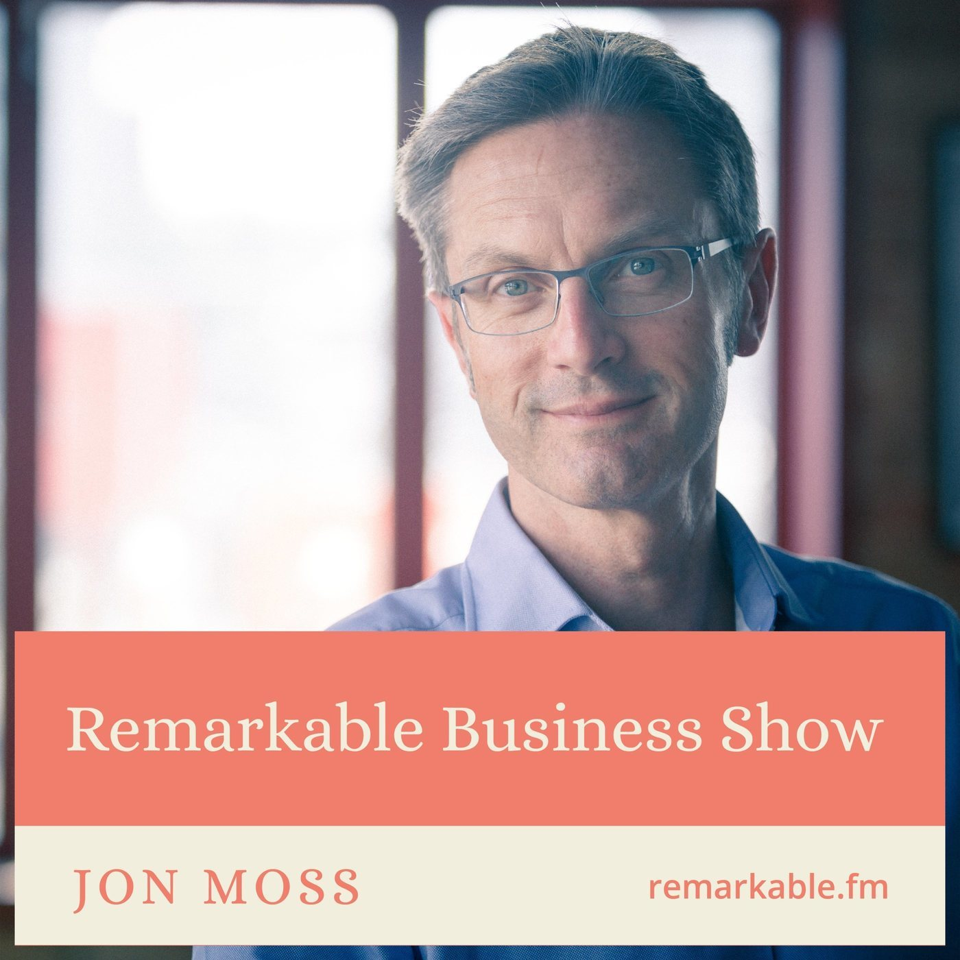 The Remarkable Business Show 3: Interview with Keir Whitaker from Shopify