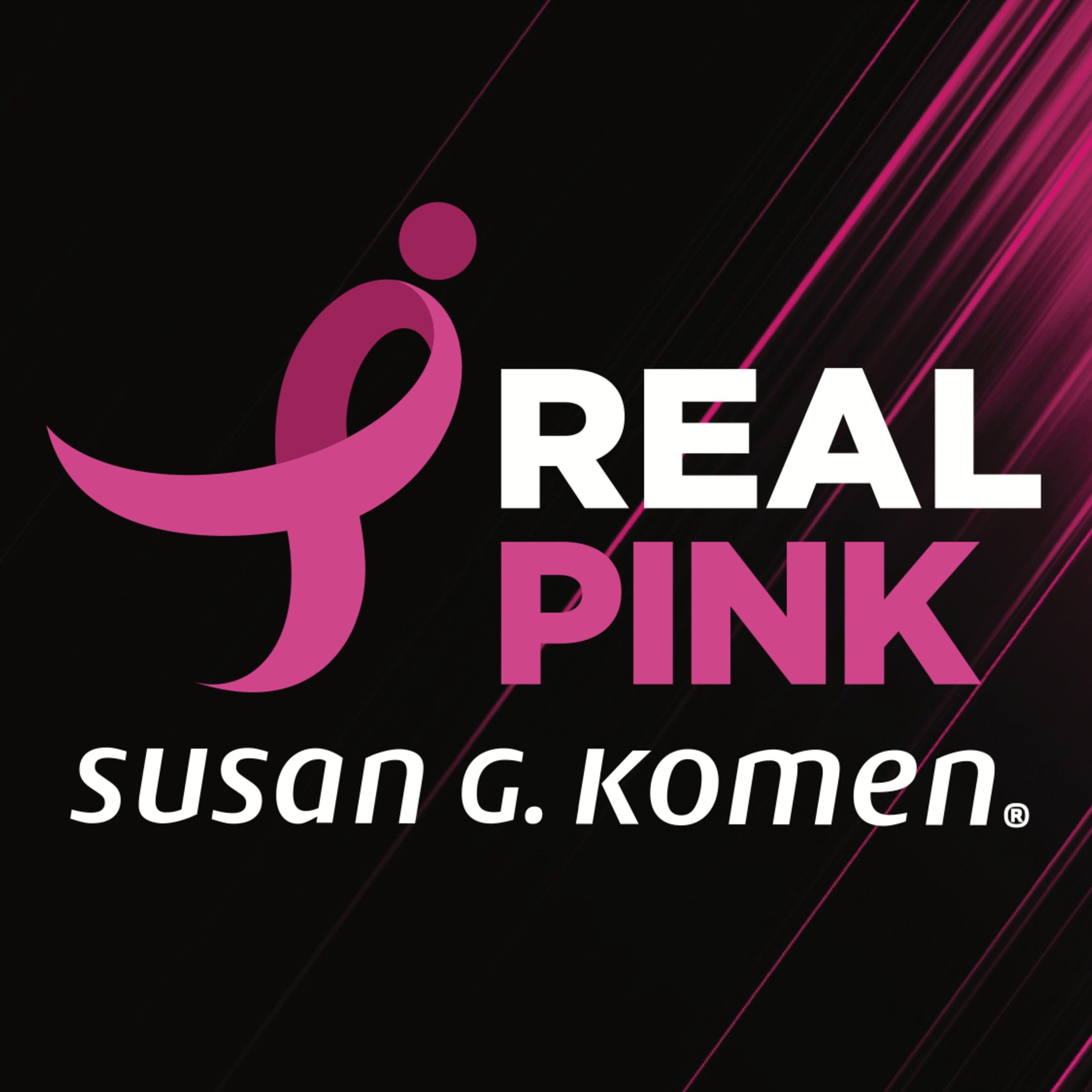 Coming Soon... Real Pink by Susan G. Komen