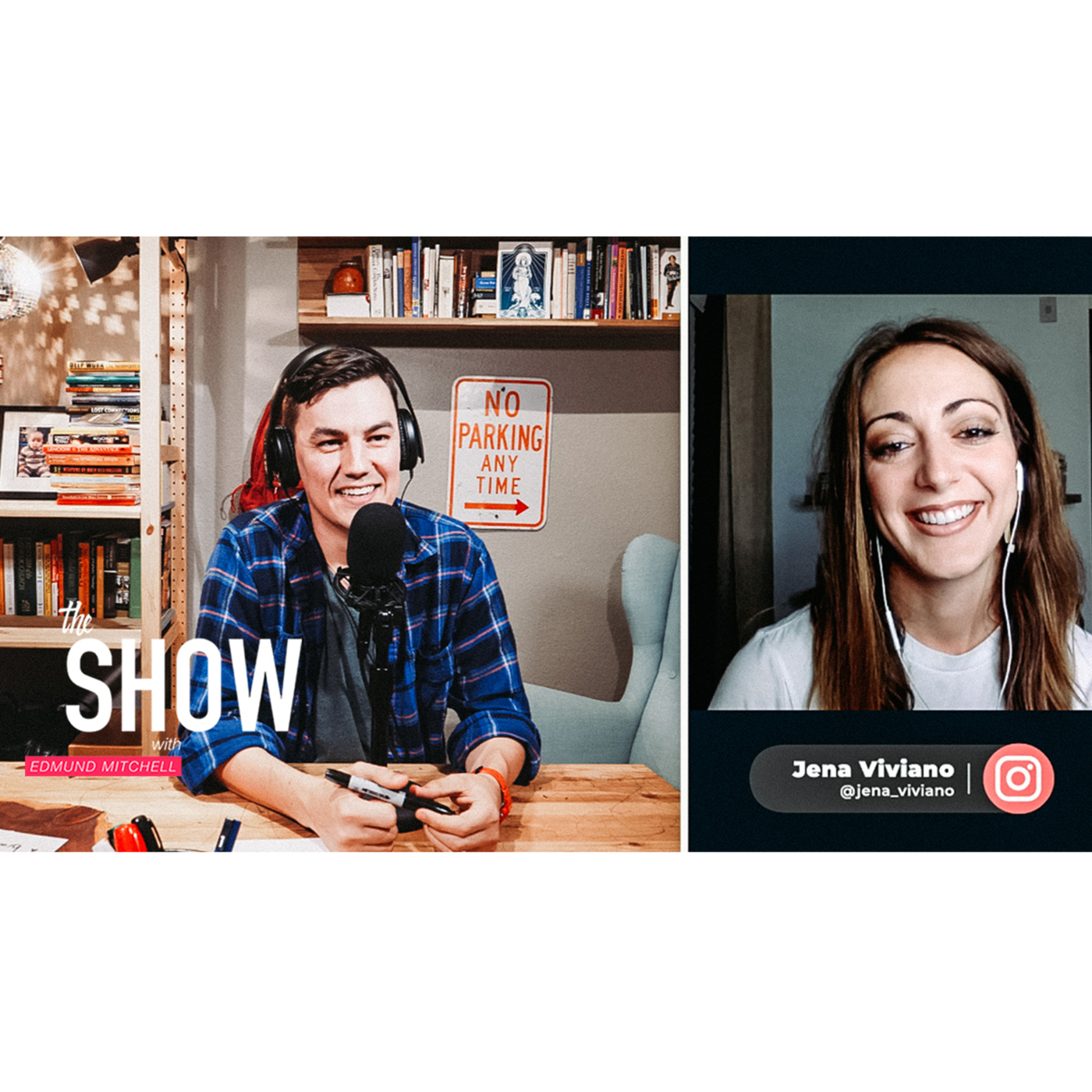 The Show with Edmund Mitchell: 034: 👩🏽💼 Jena Viviano on Wall Street, Jesus, and Career Advice for Today