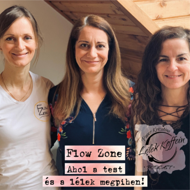 Vendégem: FlowZone központ alapítói