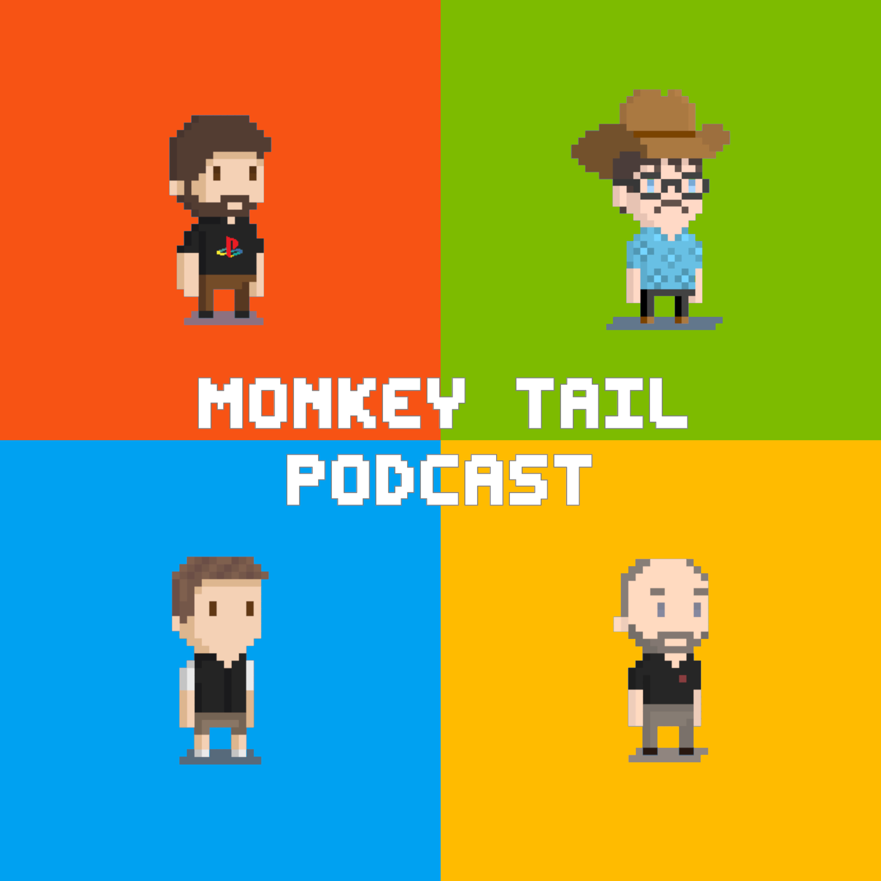 Monkey Tail Podcast