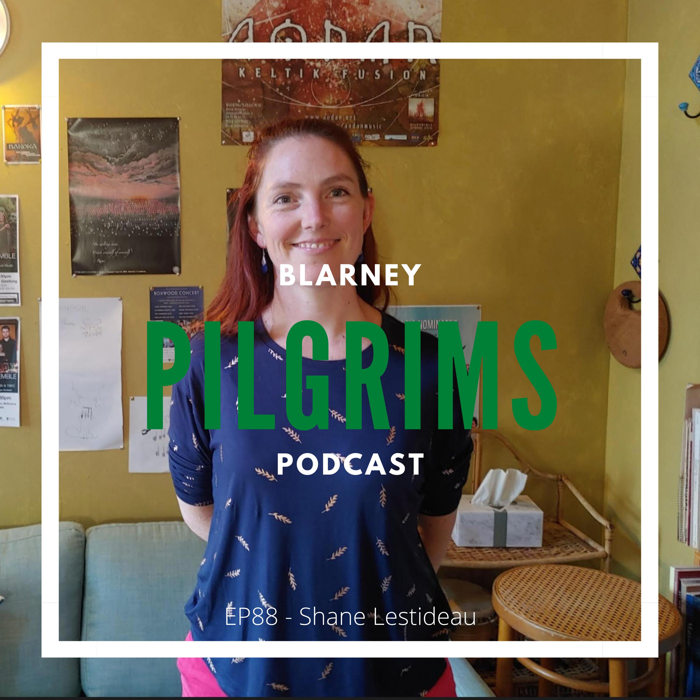 Episode 88: Shane Lestideau Interview (Fiddle, baroque violin, violin d'amore)