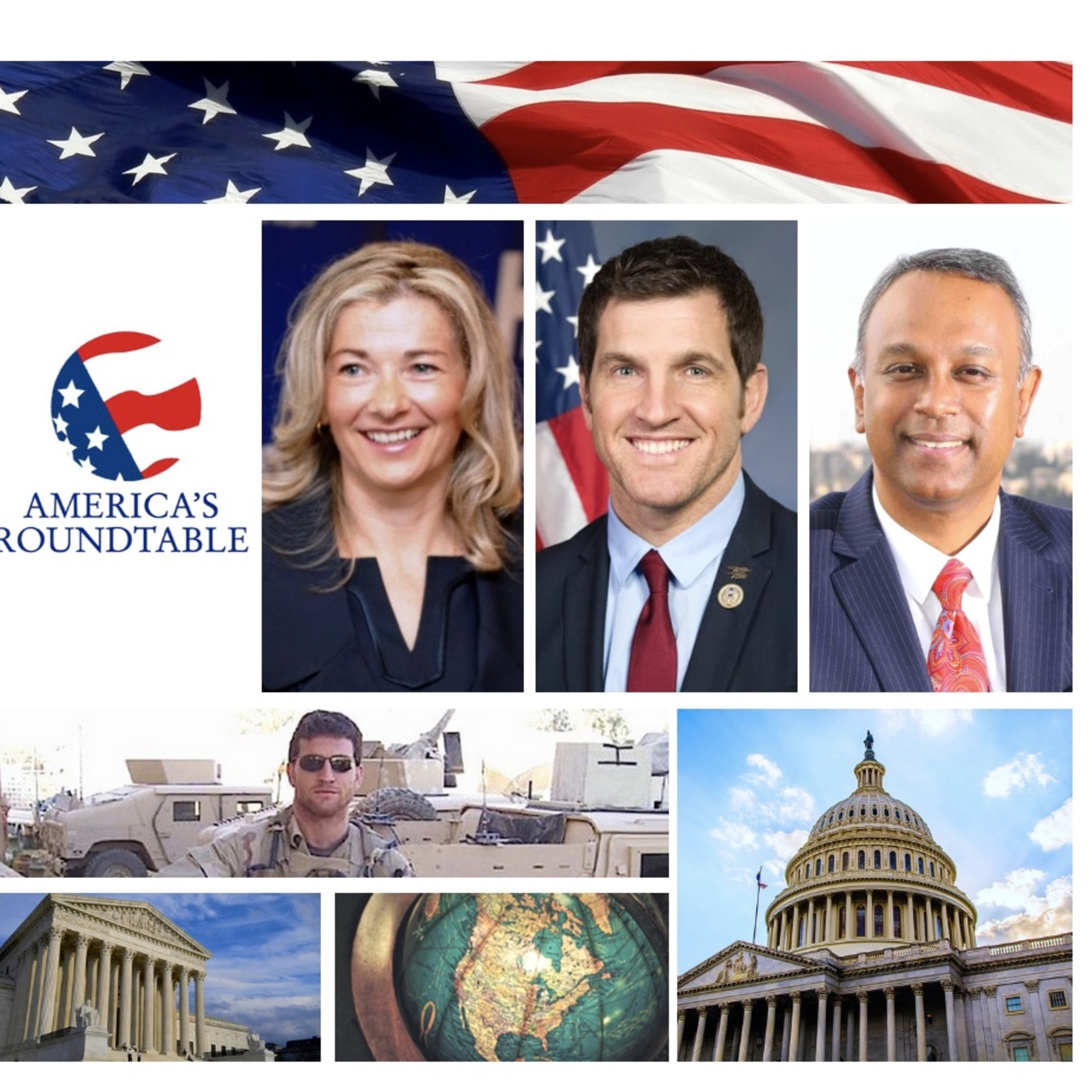 Fmr. Congressman Scott Taylor   The 20th Anniversary of September 11   Chaotic Withdrawal from Afghanistan   IAEA's Alarming Report on Iran   The First Year Anniversary of The Abraham Accords
