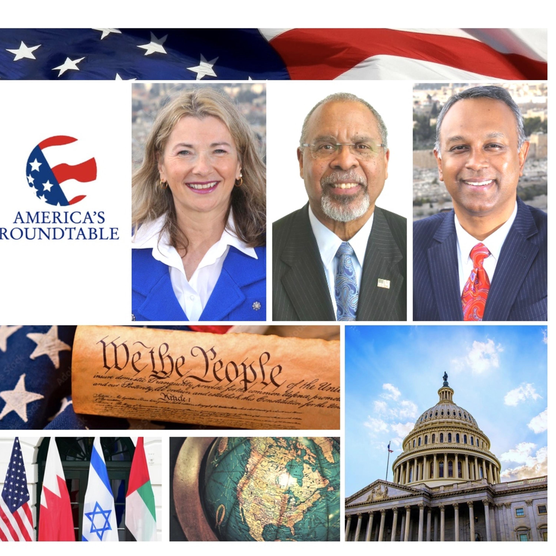 Ambassador Ken Blackwell   Ensuring Election Integrity in America   Biden Administration Suspends The Abraham Fund
