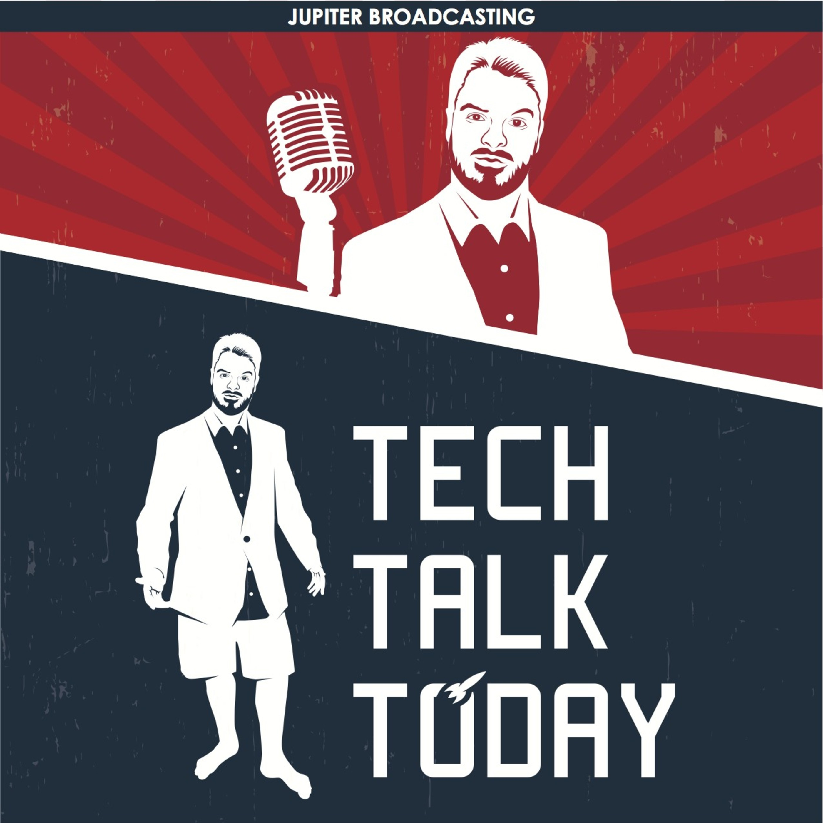 Episode 19: Chris Needs a Vacation | Tech Talk Today 172