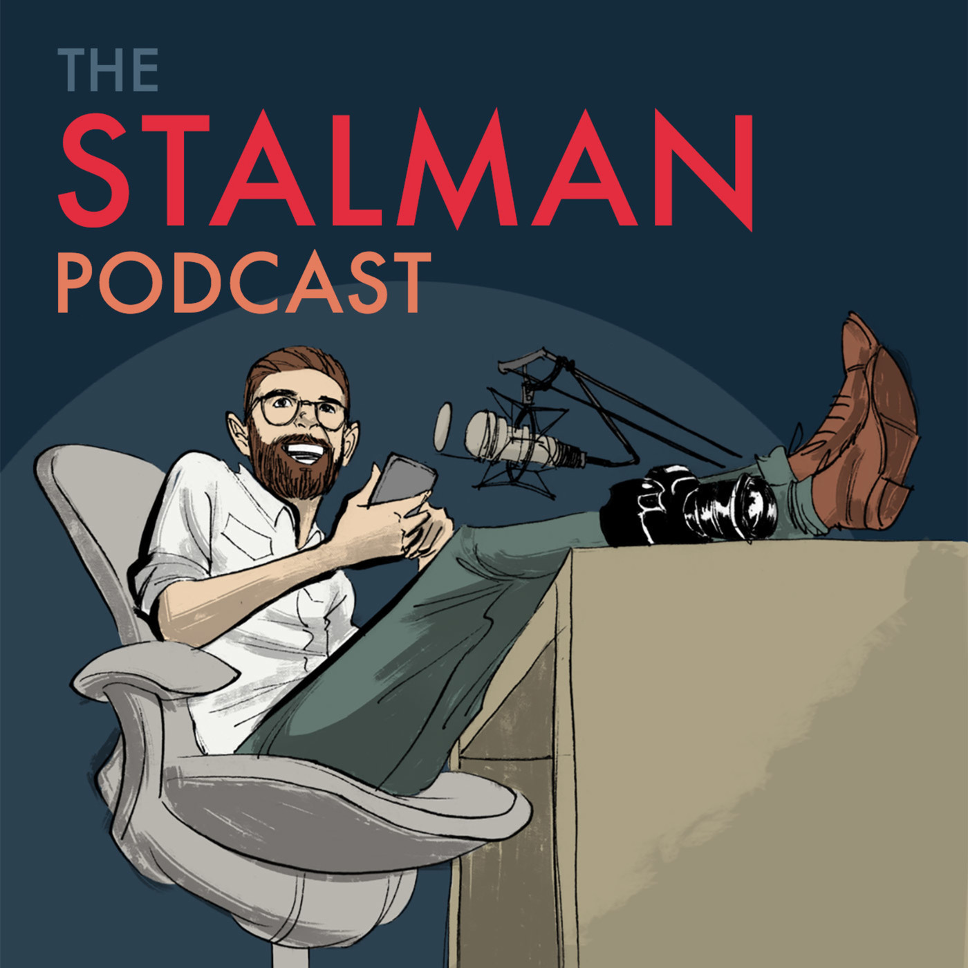 The Stalman Podcast 69: Year of the Pro, with Myke Hurley