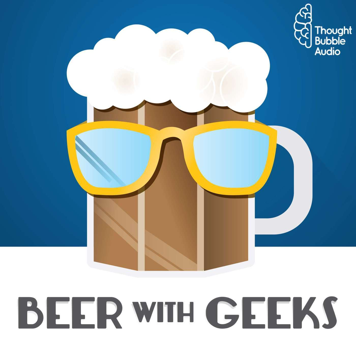 Beer With Geeks: A Geek Pop Culture Podcast