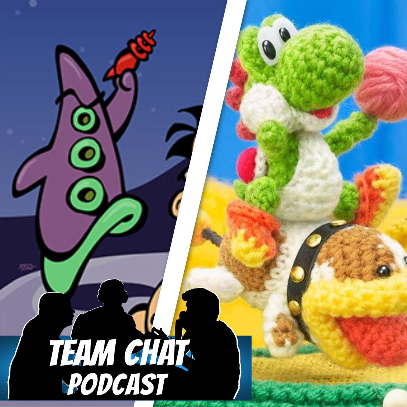 Team Chat Podcast: A Video Game Podcast 150: Ghosts of Games Past - Team Chat Podcast Episode 144