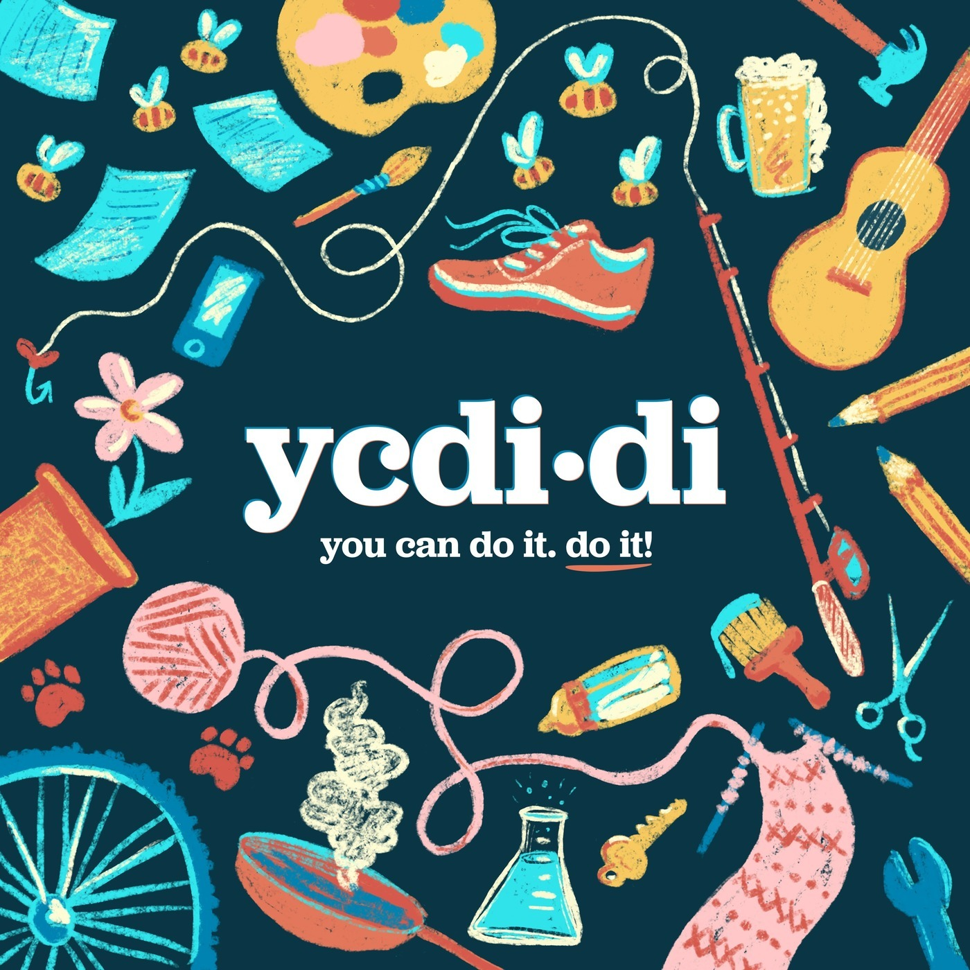 ycdi·di (You can do it, do it): Zach Gibb is a Software Engineer